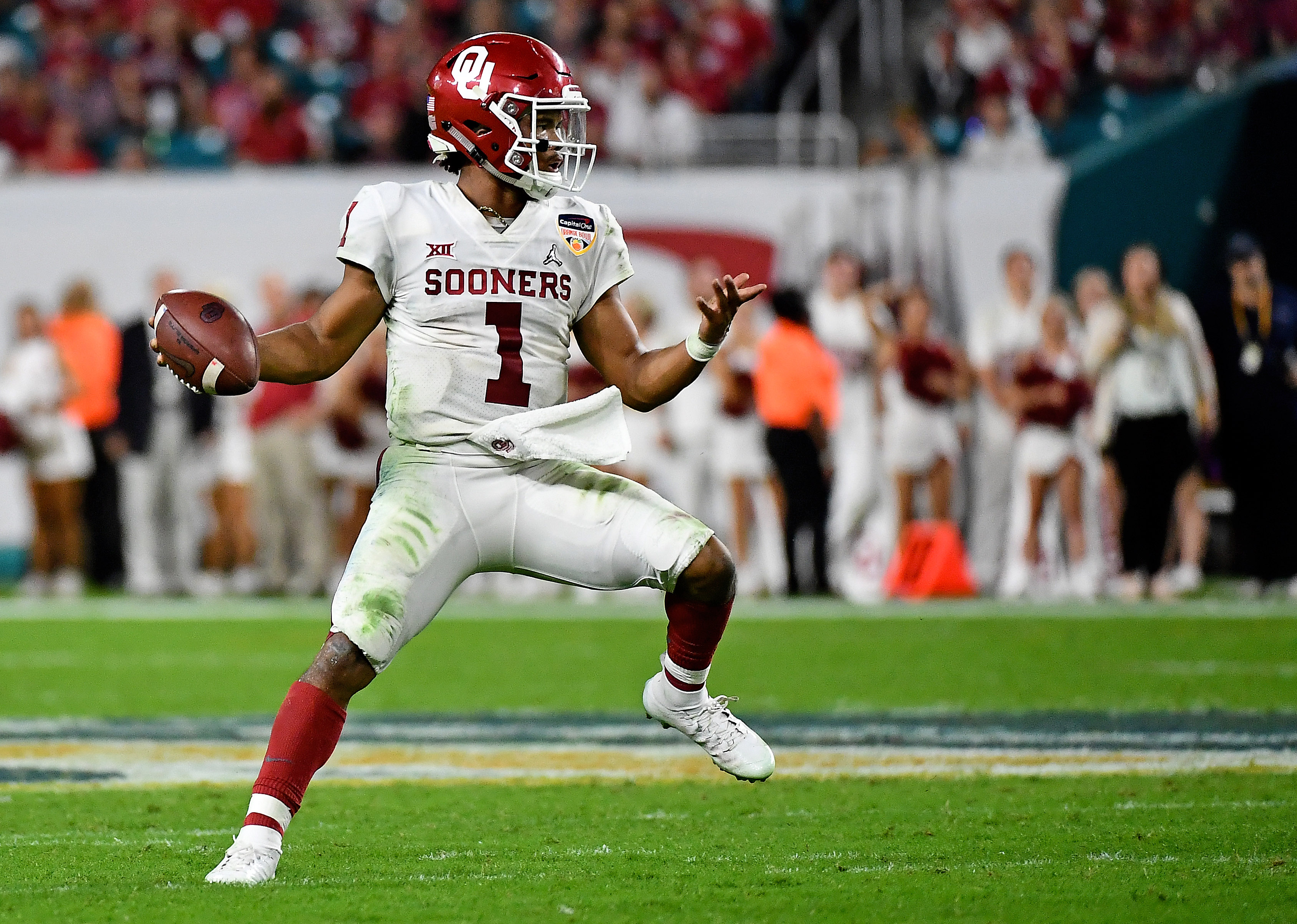A Look Back at How Draft Analysts Viewed Pre-Heisman Kyler Murray