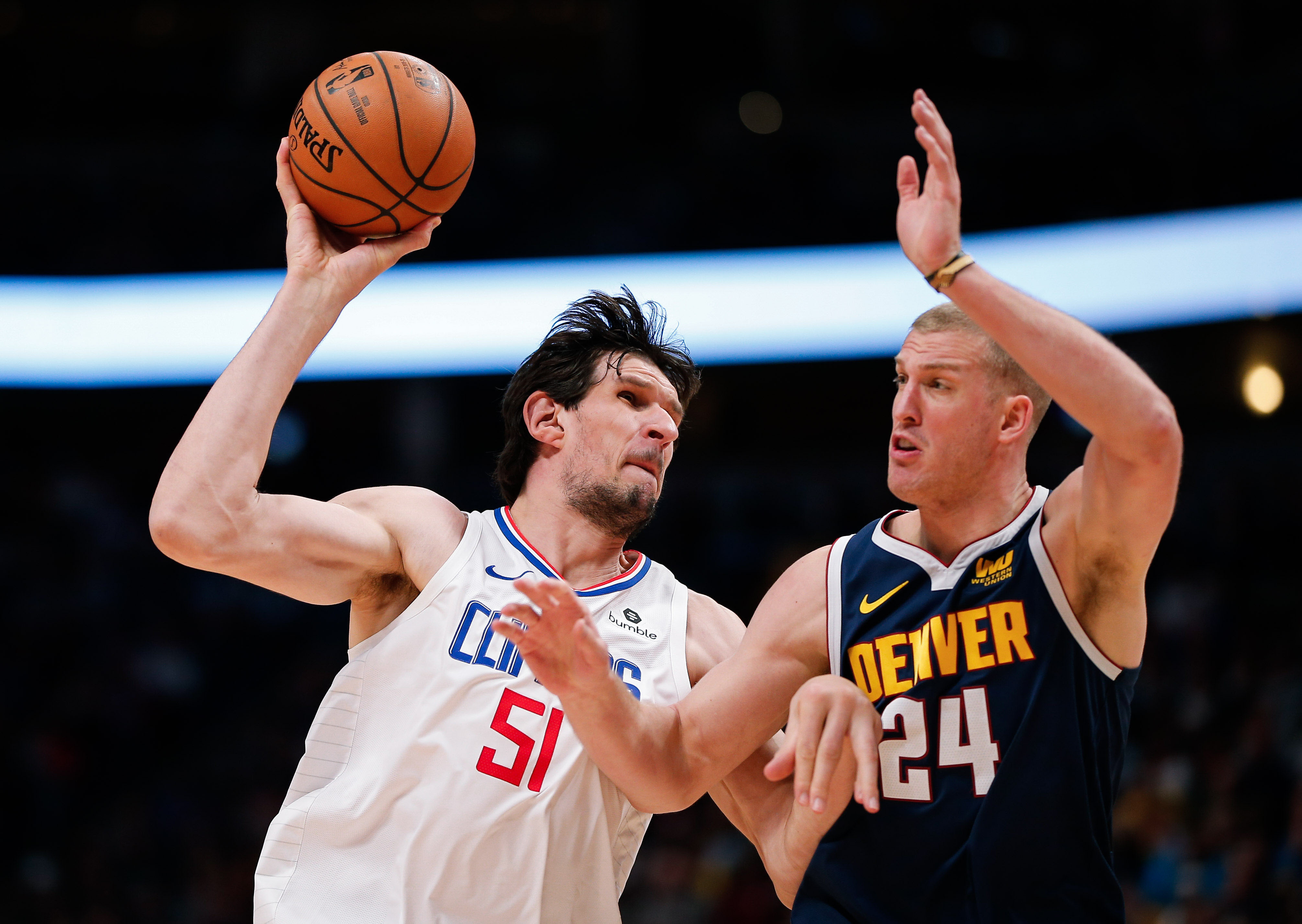 Sixers' Boban Marjanovic is quickly becoming a Philly fan favorite