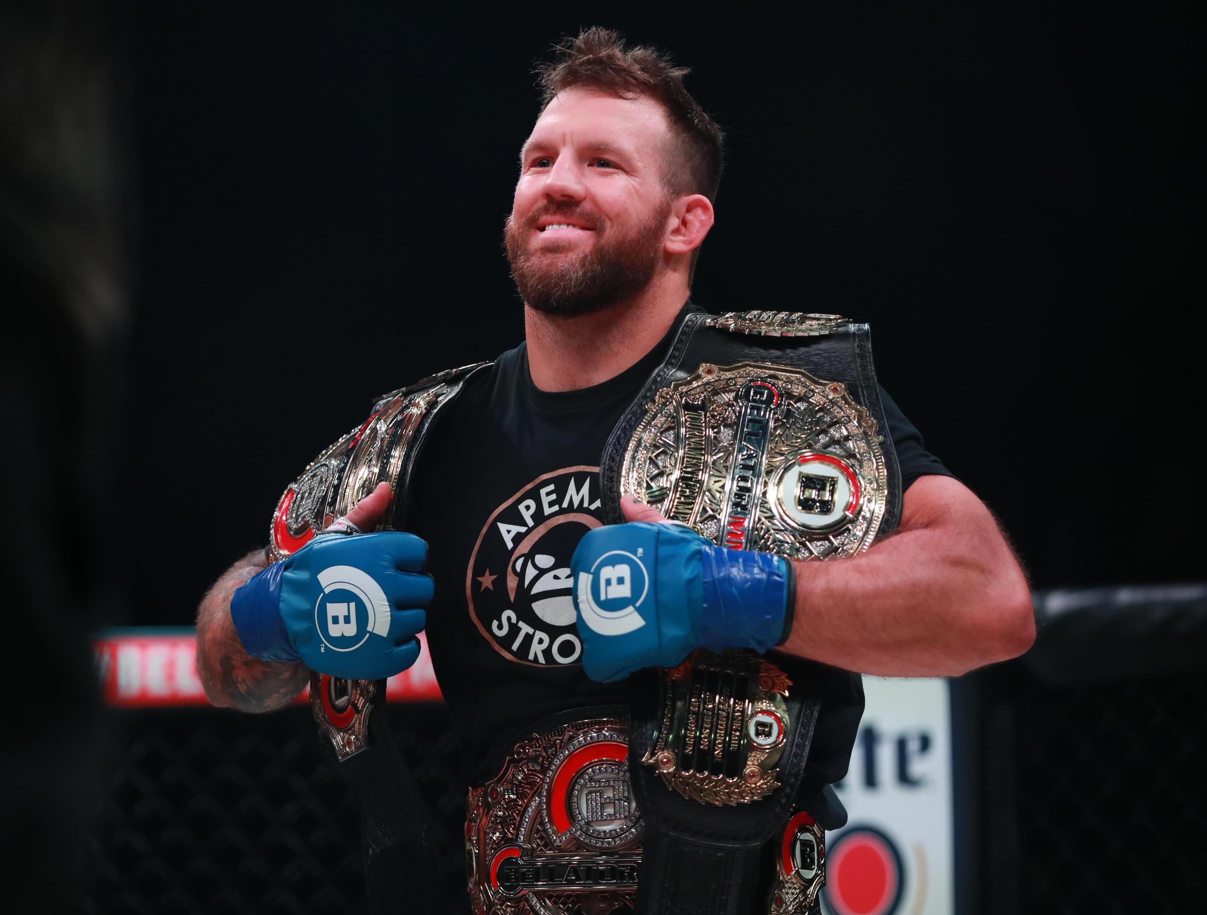 Bellator Performance Based Fighter Rankings: Light Heavyweights: Aug 4/21