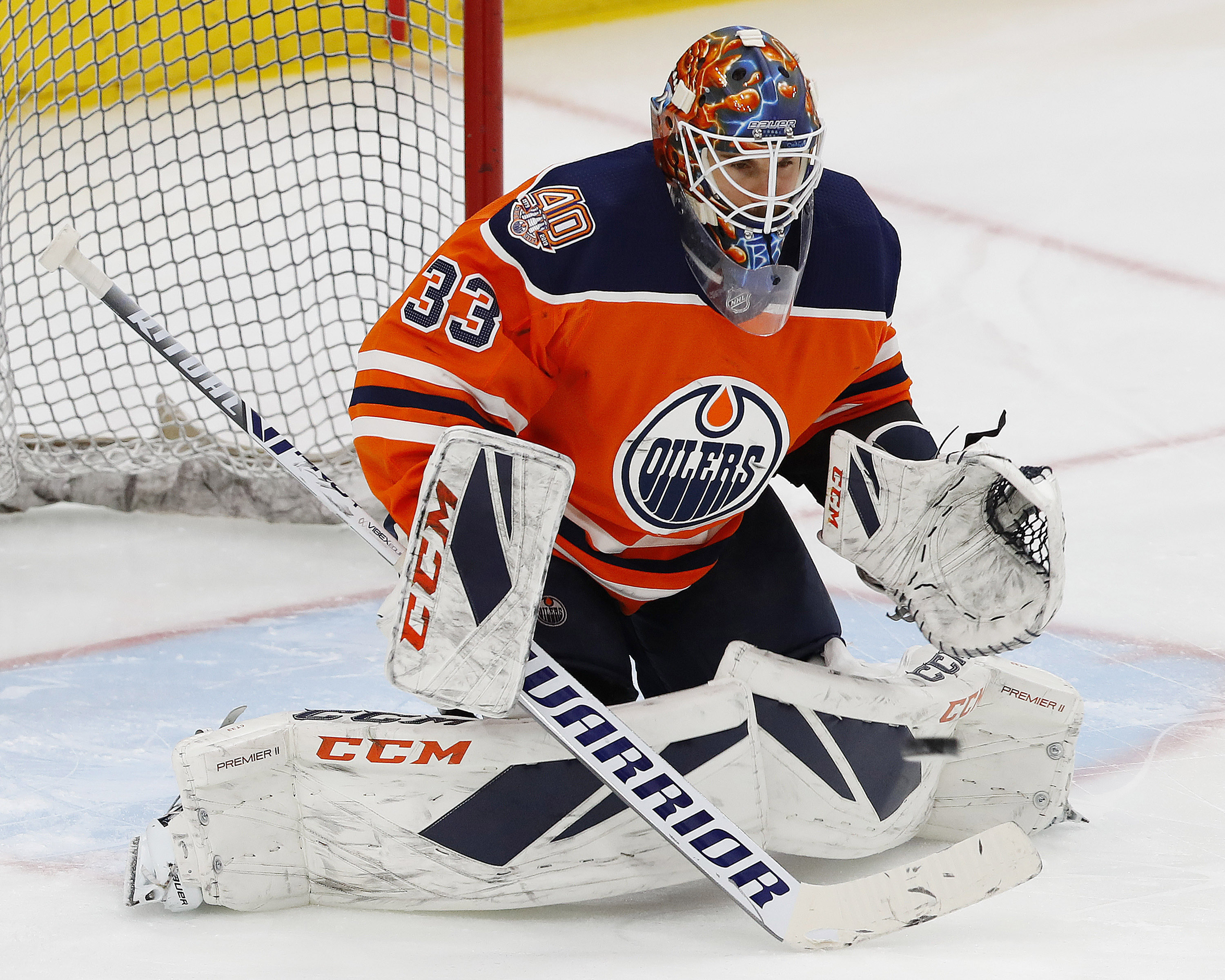 Cam Talbot Will Help Flyers' Goaltending Troubles