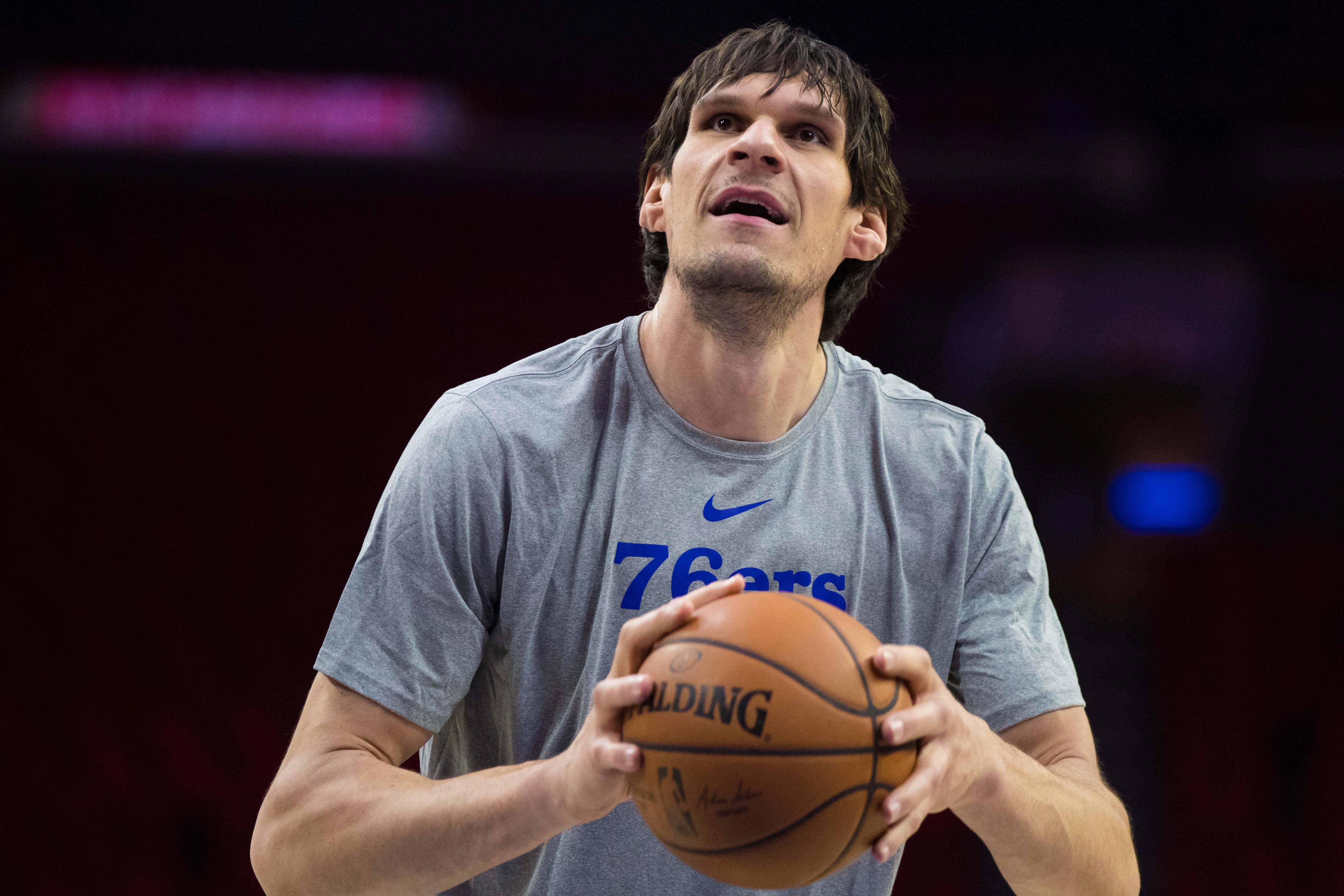 Boban Marjanovic speaks on getting traded to the Sixers