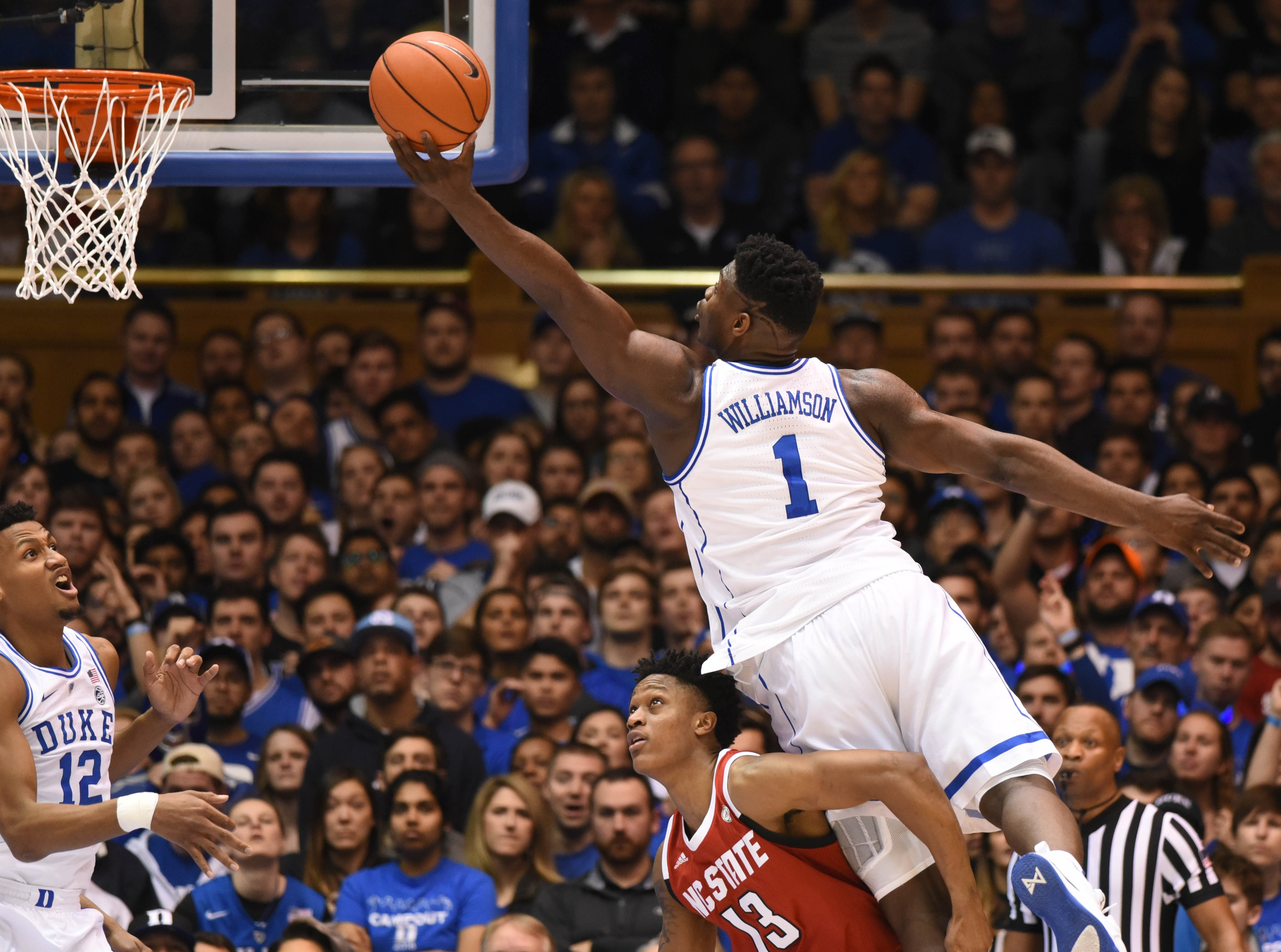 Historical Context for Zion Williamson with CBSR