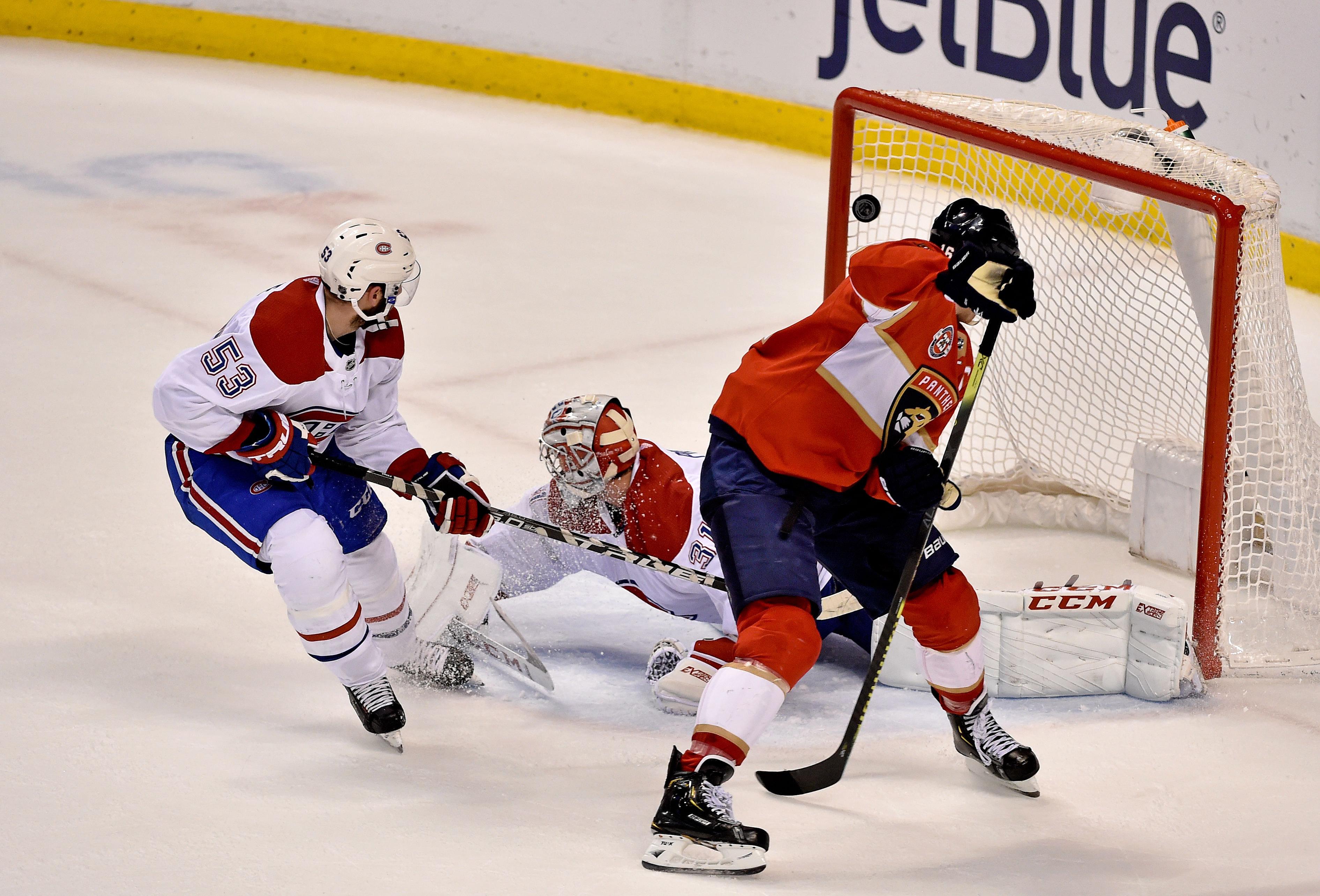 Watch: Panthers' Aleksander Barkov's Sick Goal