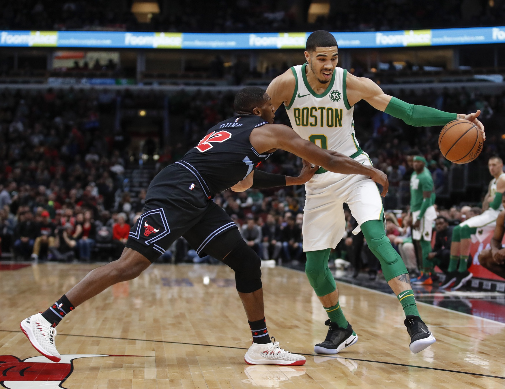 RECAP: Celtics Get Stomped On By The Bulls