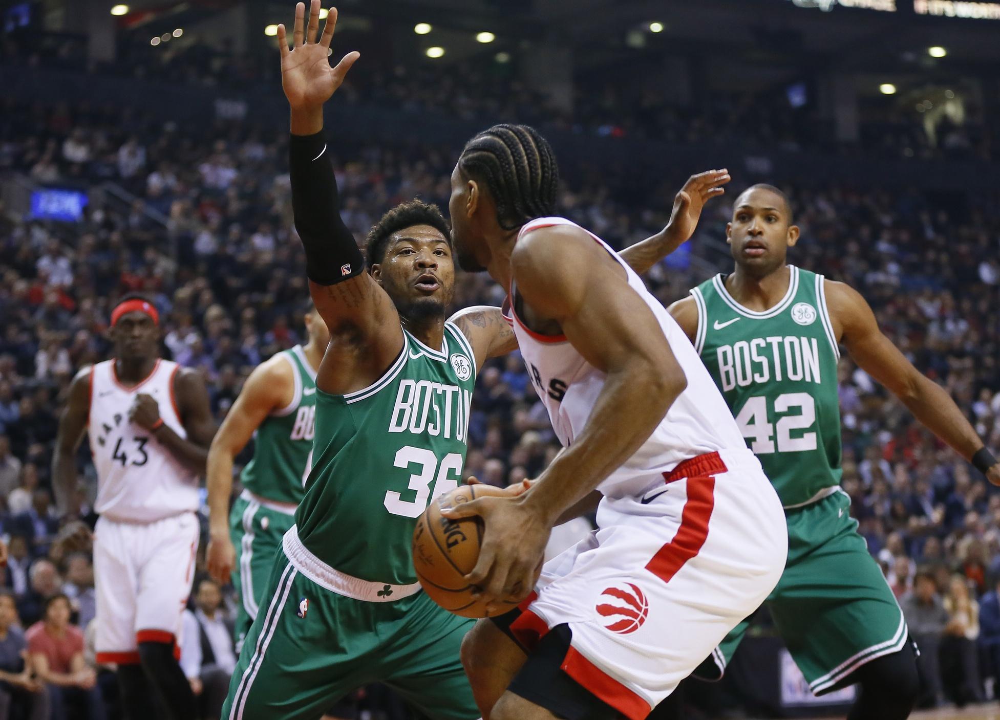 Recap: Celtics Get Embarrassed in Toronto