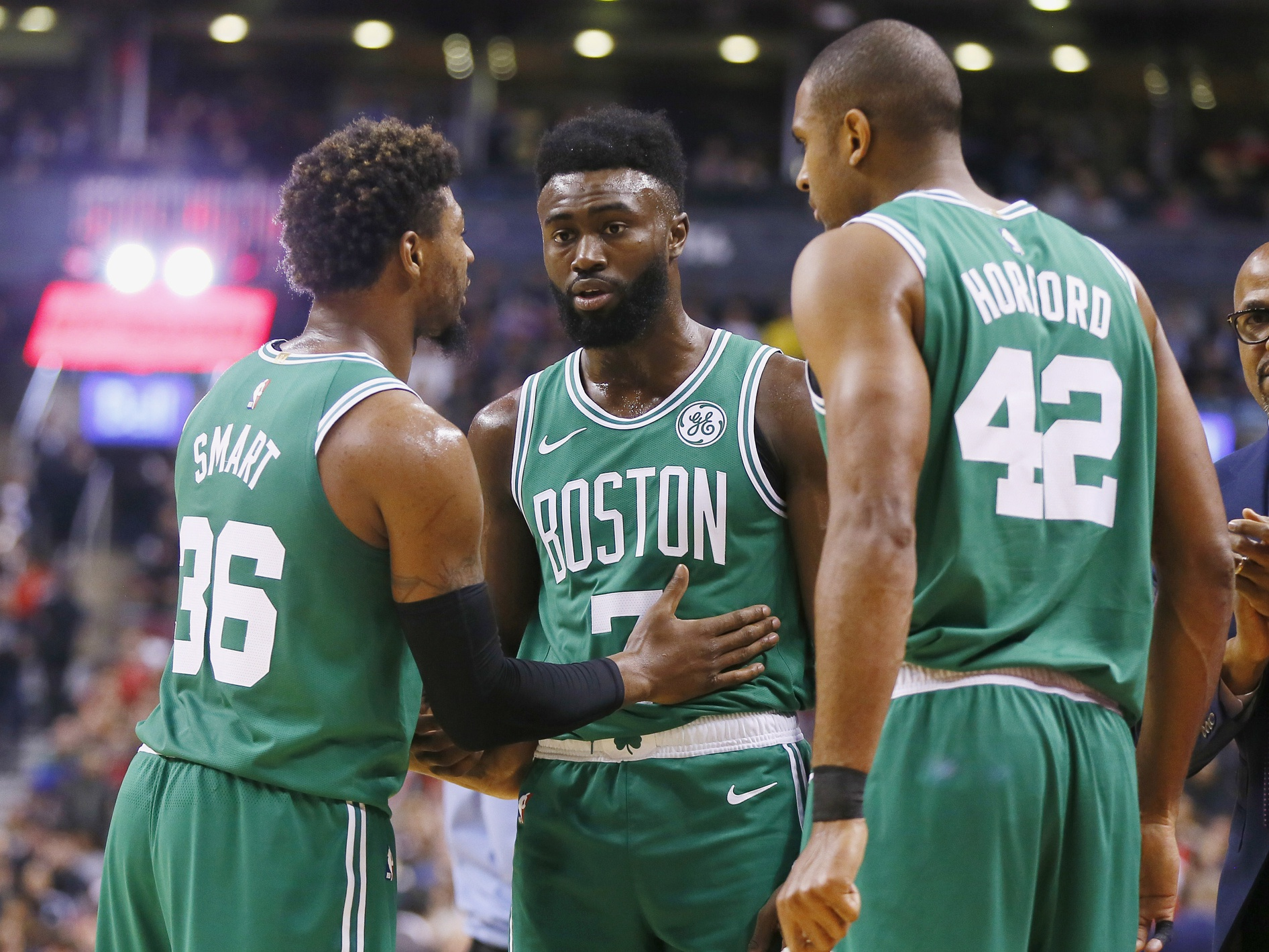 Your Morning Dump... Where the Celtics are not playing together