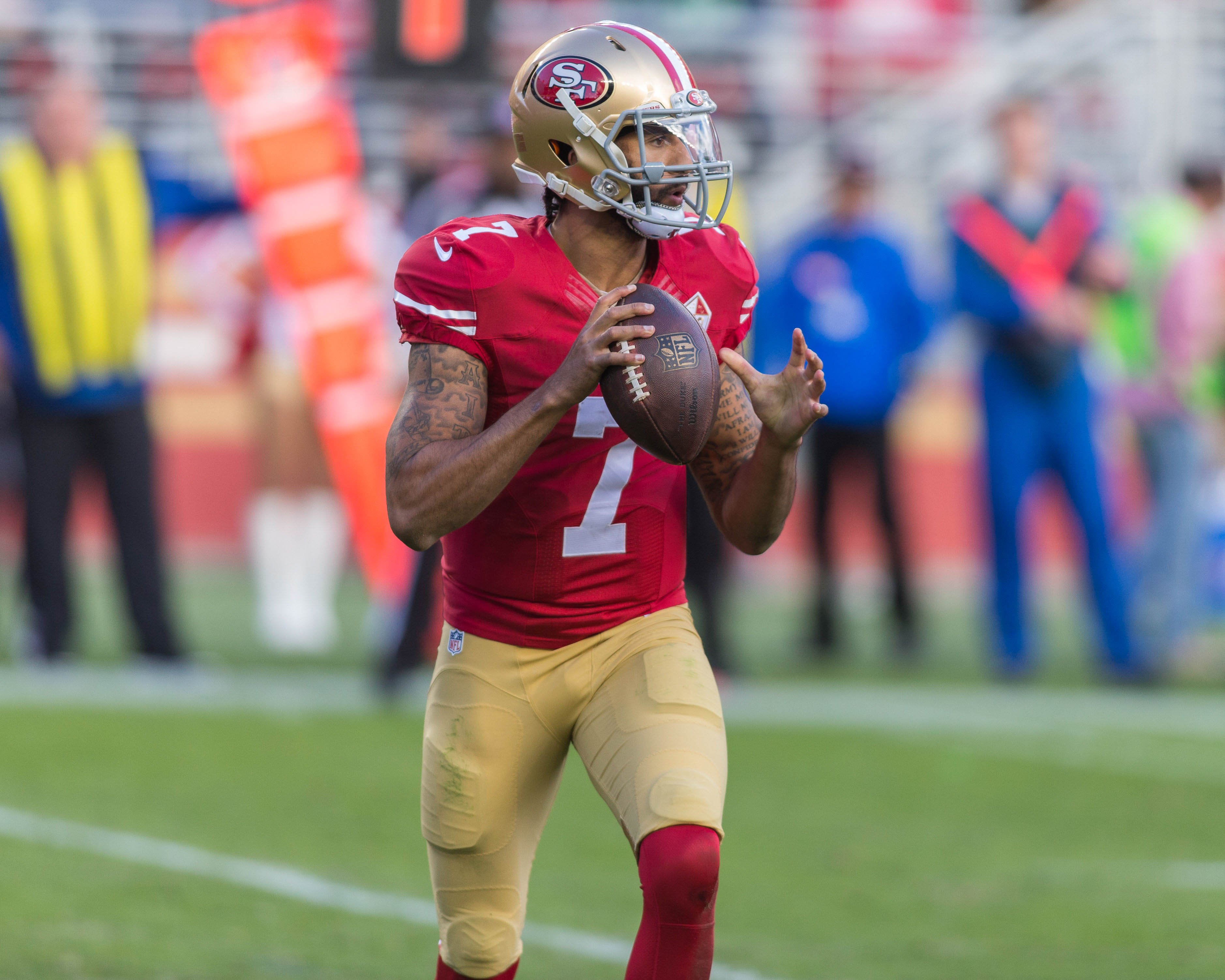 Carolina Panthers should sign Colin Kaepernick for 2019