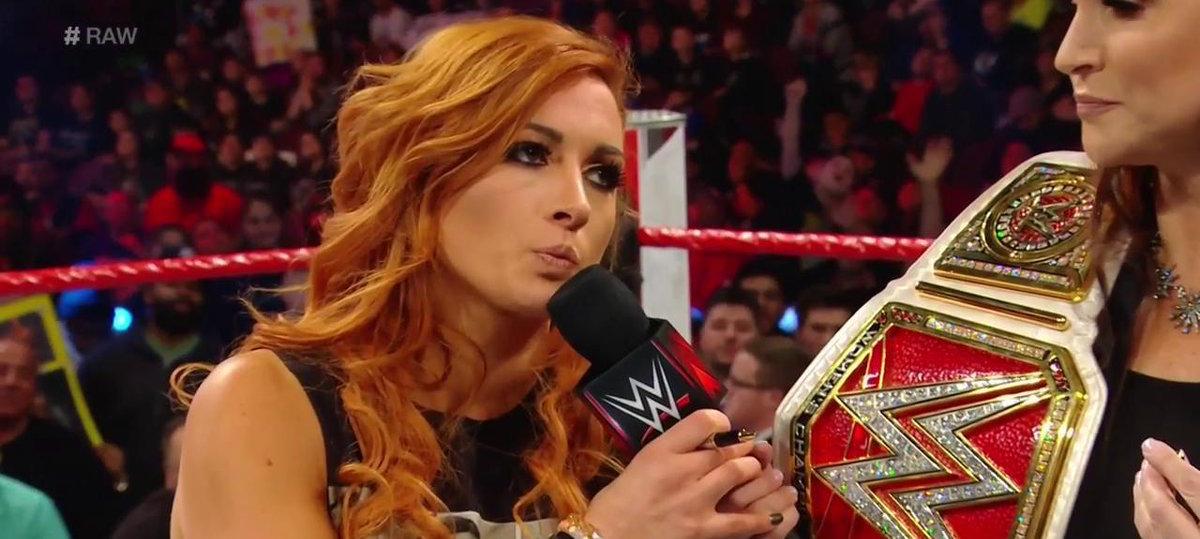 Becky Lynch Vs Charlotte Flair At 'WWE Fastlane' Gets Huge 'WrestleMania 35' Stipulation