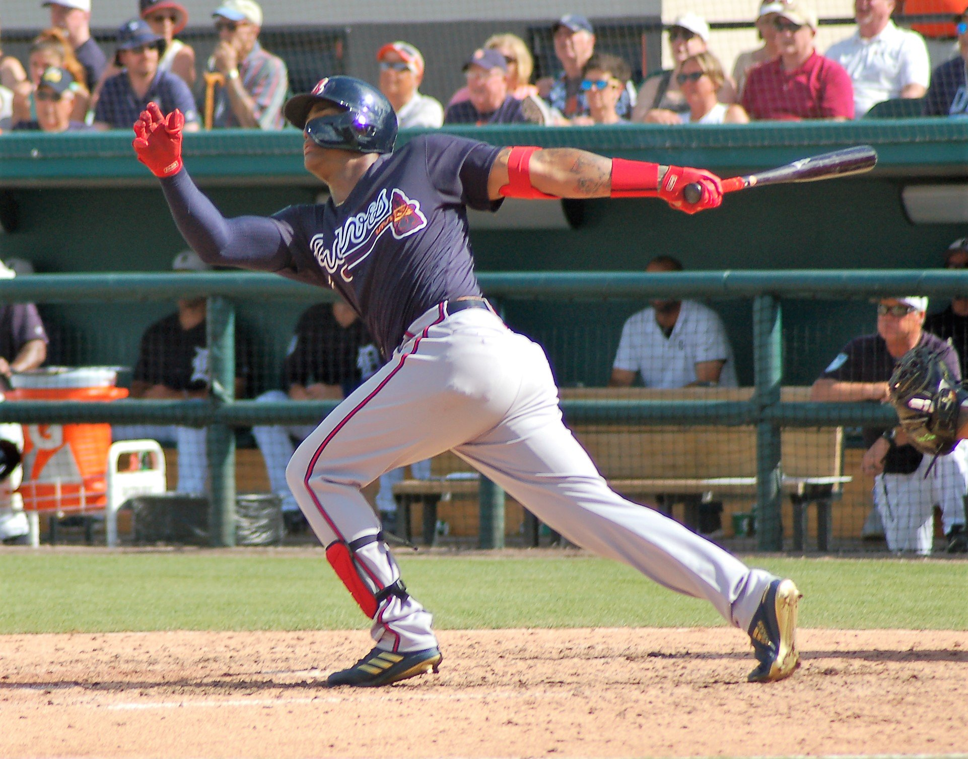 Morning Walk - Pache Continues to Sizzle for Braves