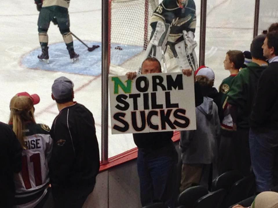 A Look Back: the Definitive History of Why the Minnesota North Stars left