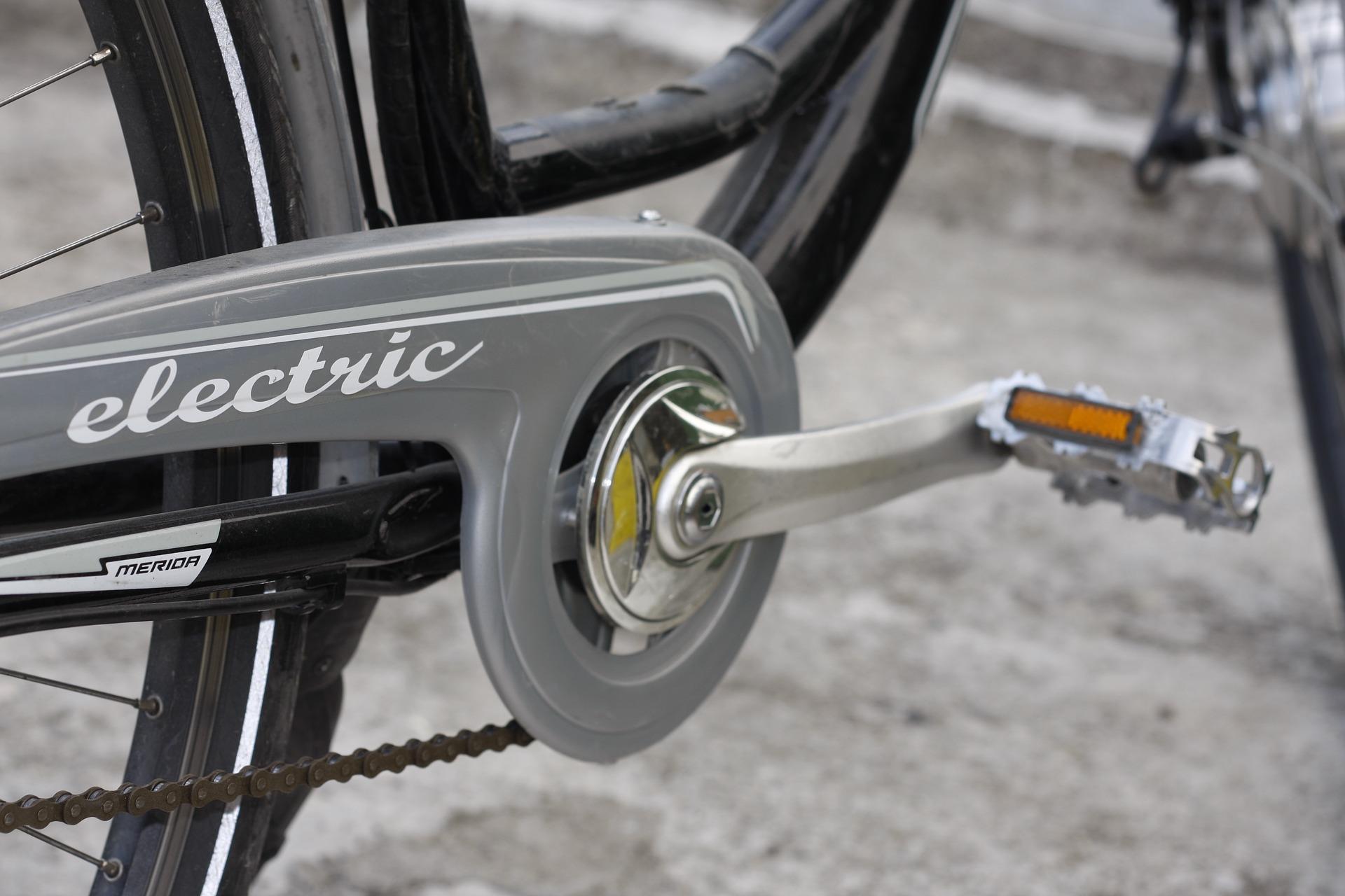 Hybird Bikes