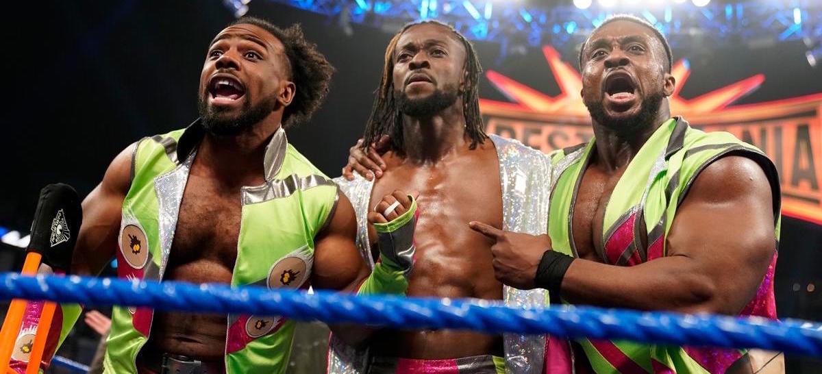 WWE News: Original Kofi Kingston 'Fastlane' Plans, Why 'Starrcast' Filed Undertaker Trademark, Dean Ambrose Status Update