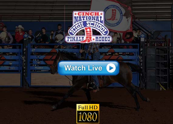 National High School Finals Rodeo live streaming