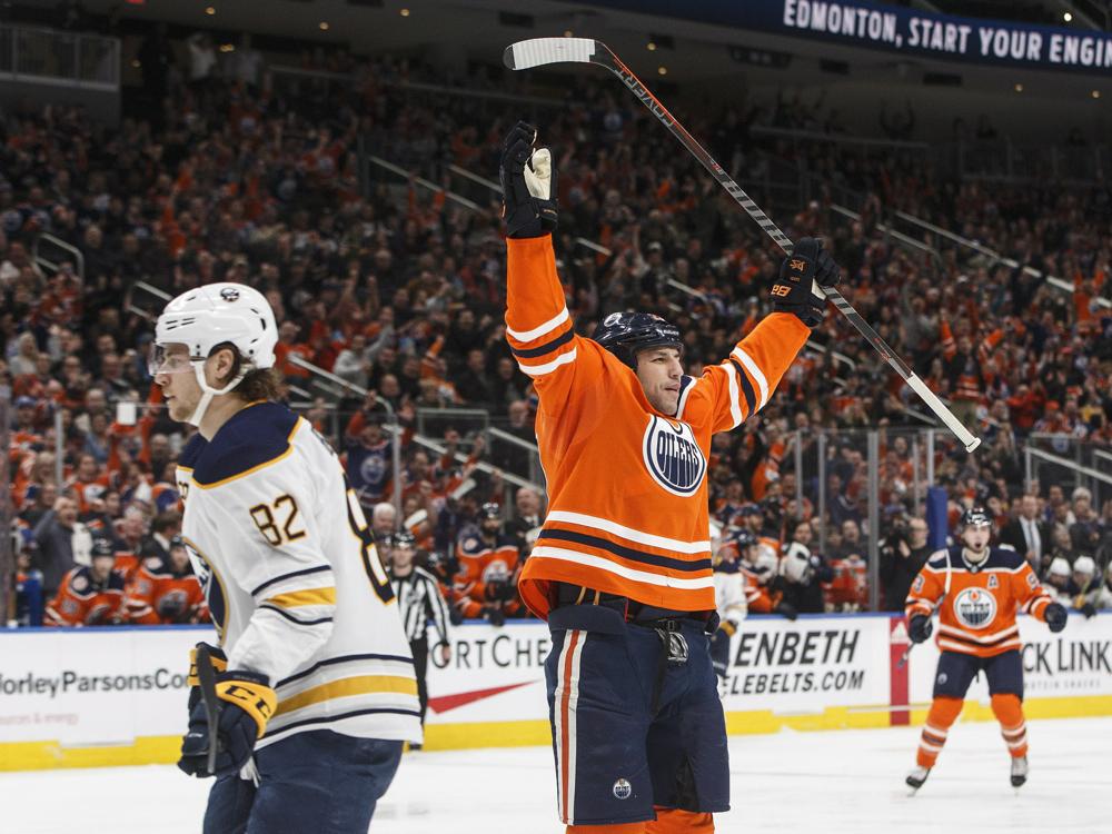 Oilers Gameday: @ Buffalo