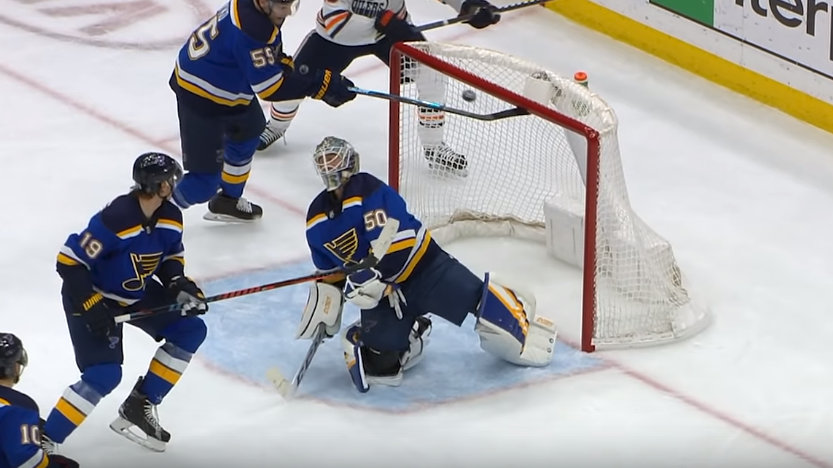 Video: Colton Parayko made one of the best saves of the season