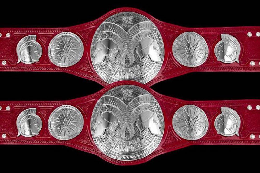 wwe tag team champions