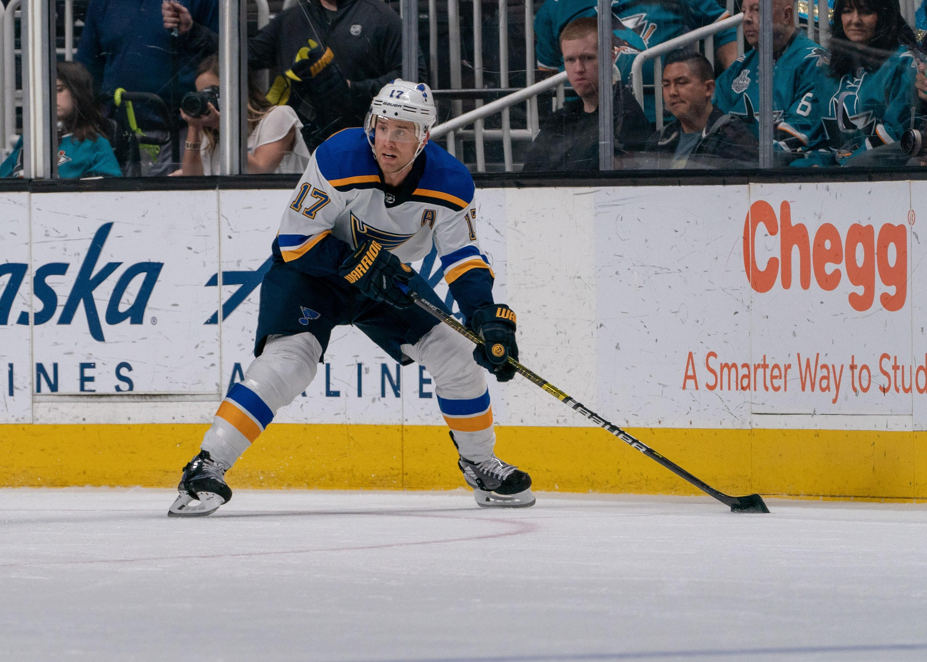 The Blues' offensive depth has raised some serious questions