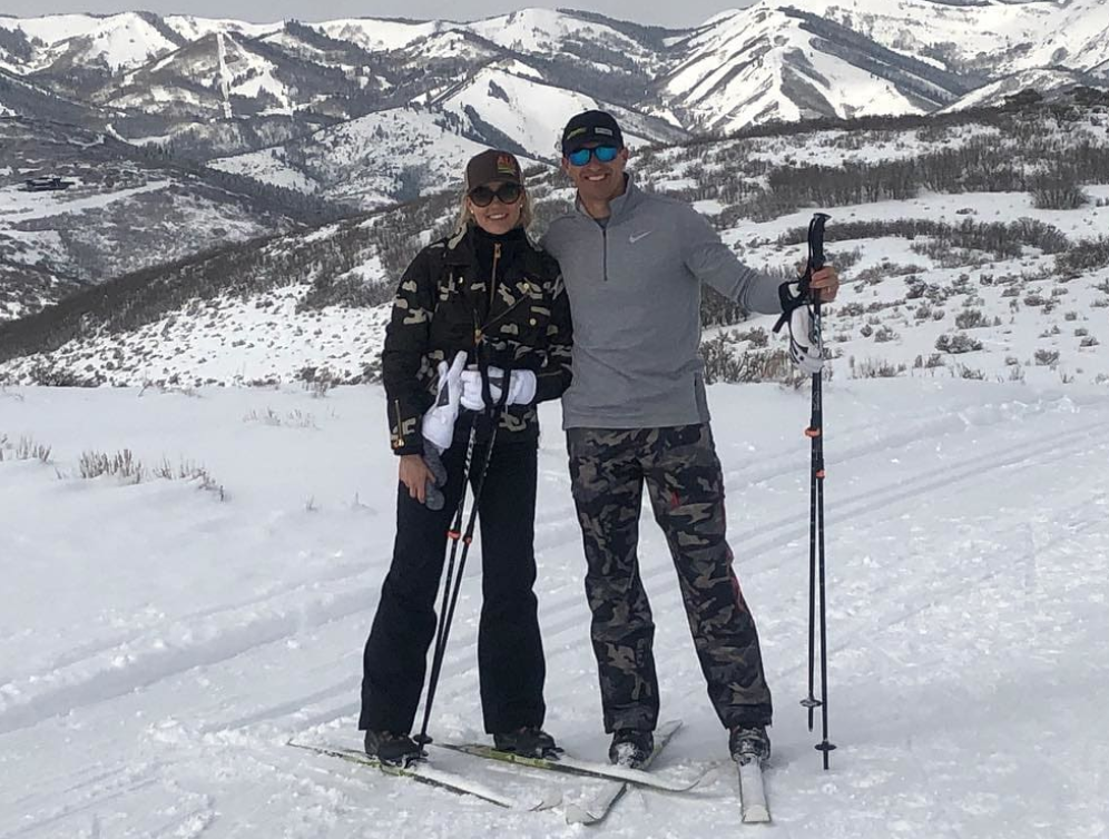 Look: Drew Brees, beautiful wife Brittany go on epic ski vacation