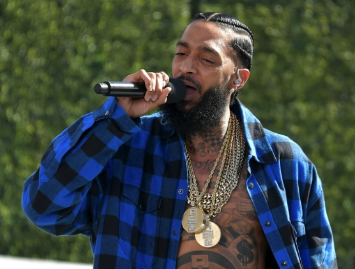 Look: Rapper Cinco has man claim to have shot, killed Nipsey Hussle on Instagram