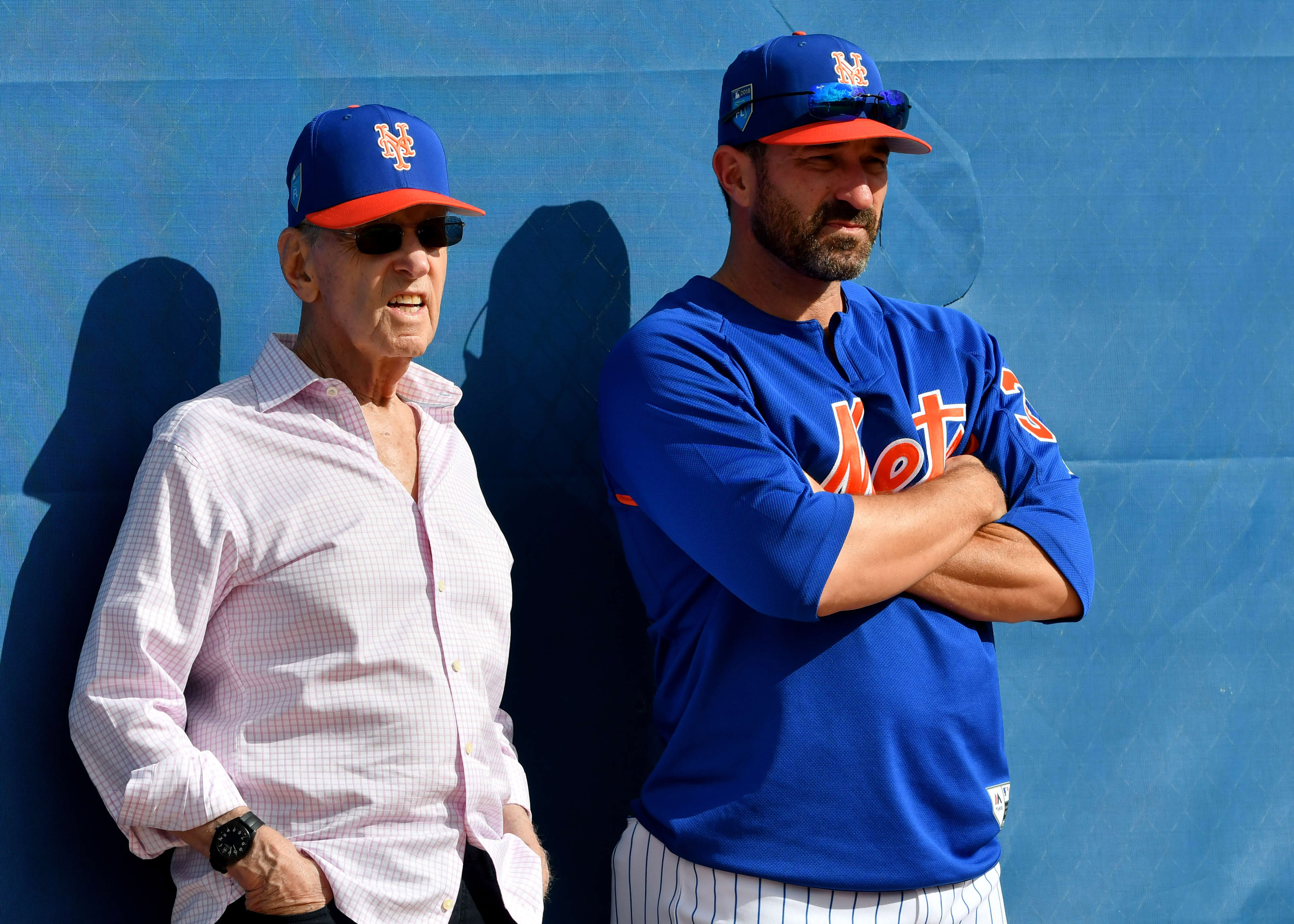 Report: Fred Wilpon May Be Holding Up Jacob deGrom Extension Talks