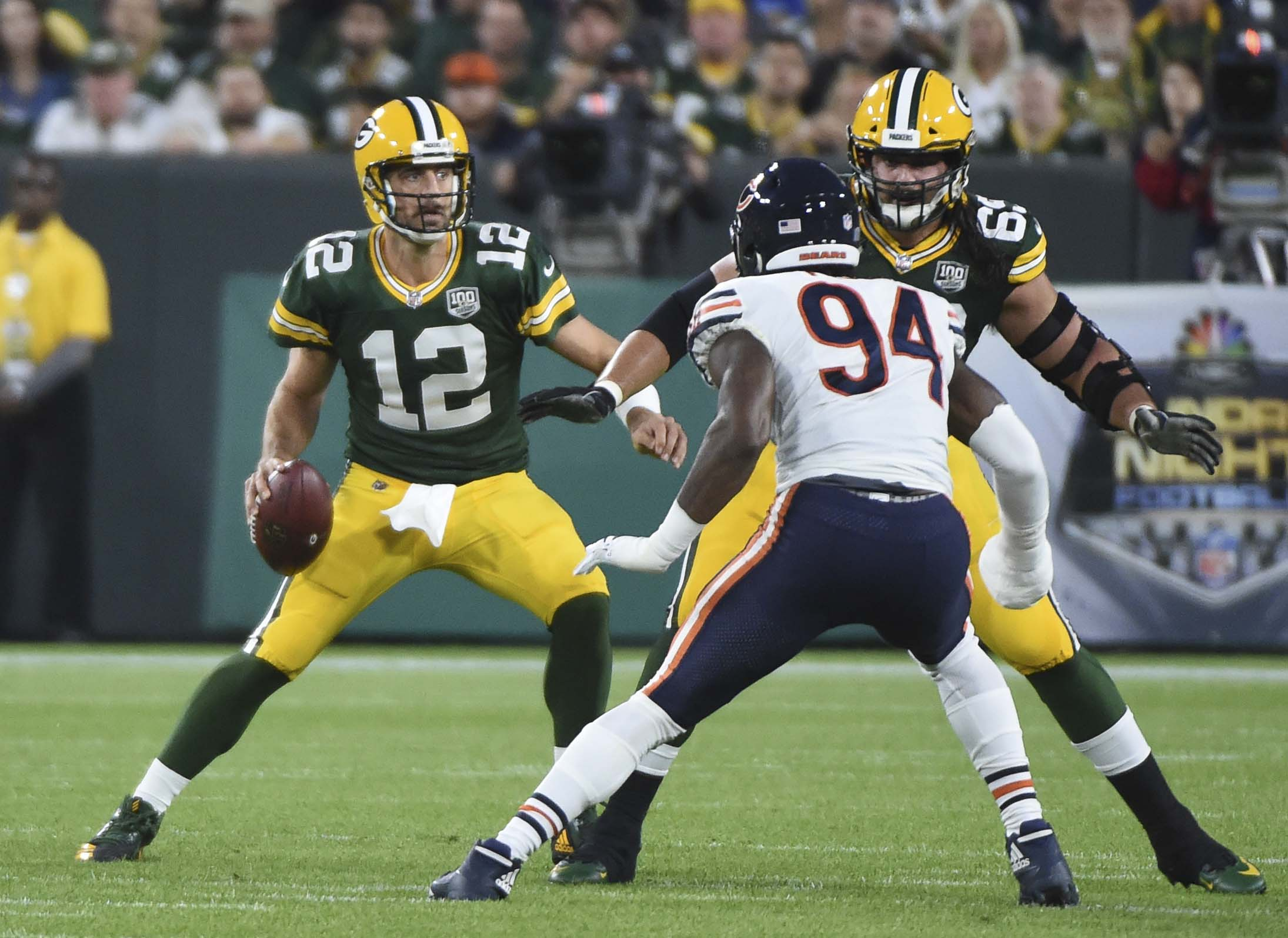 Packers-Bears the Perfect Opener for the NFL's 100th Season