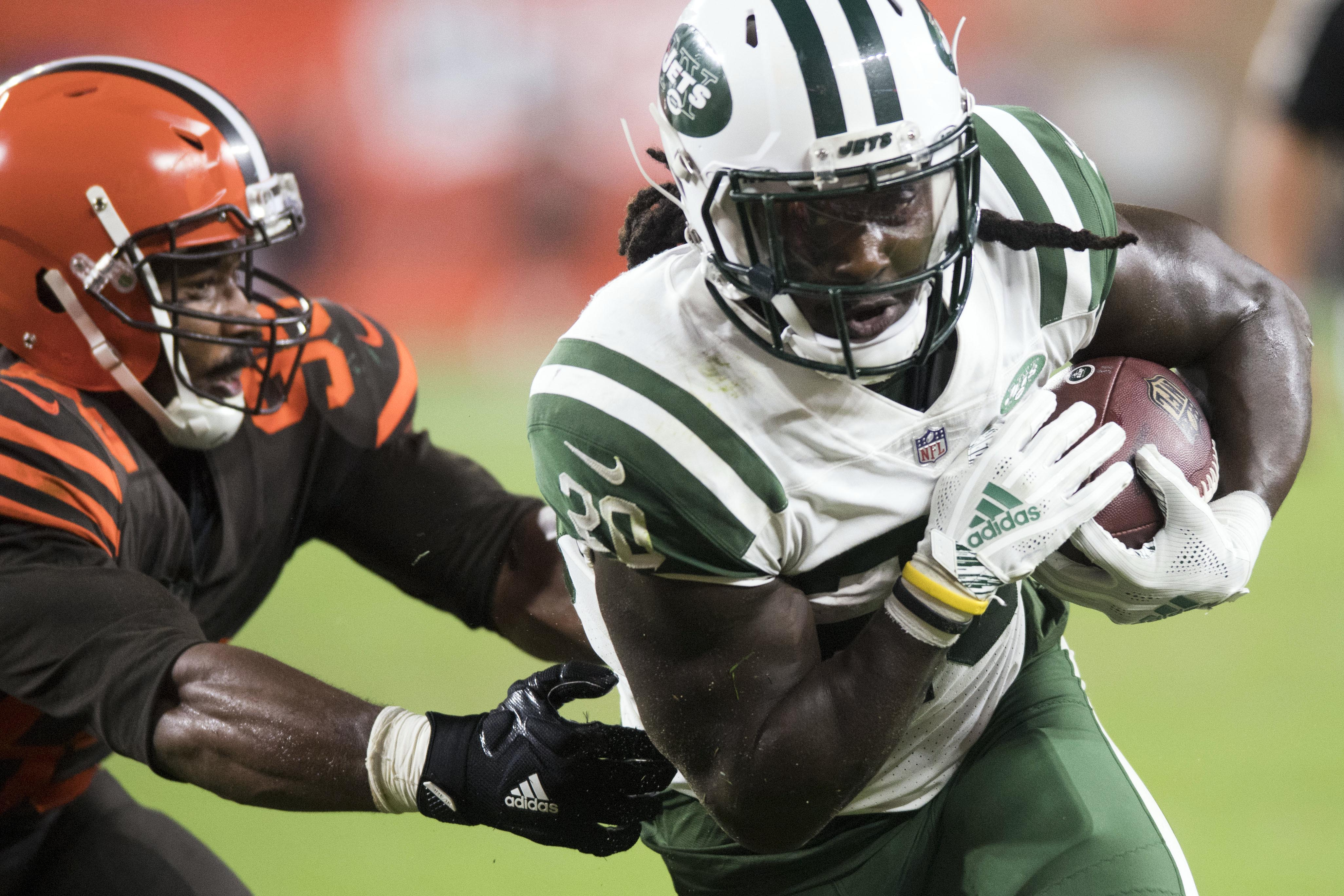 Could the Browns move Duke Johnson and bring Isaiah Crowell back?