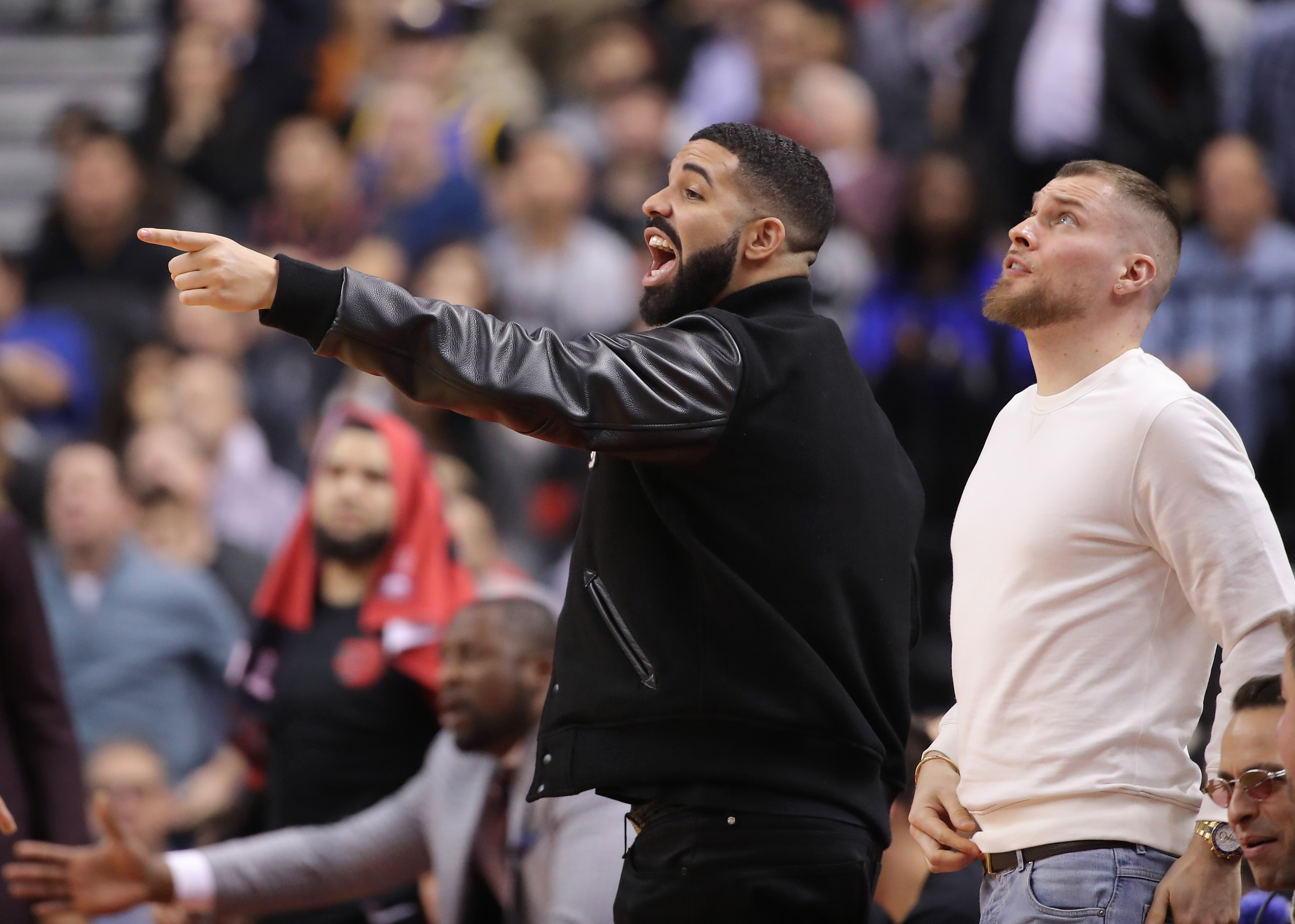 Raptors name new practice facility after Drake's OVO record label