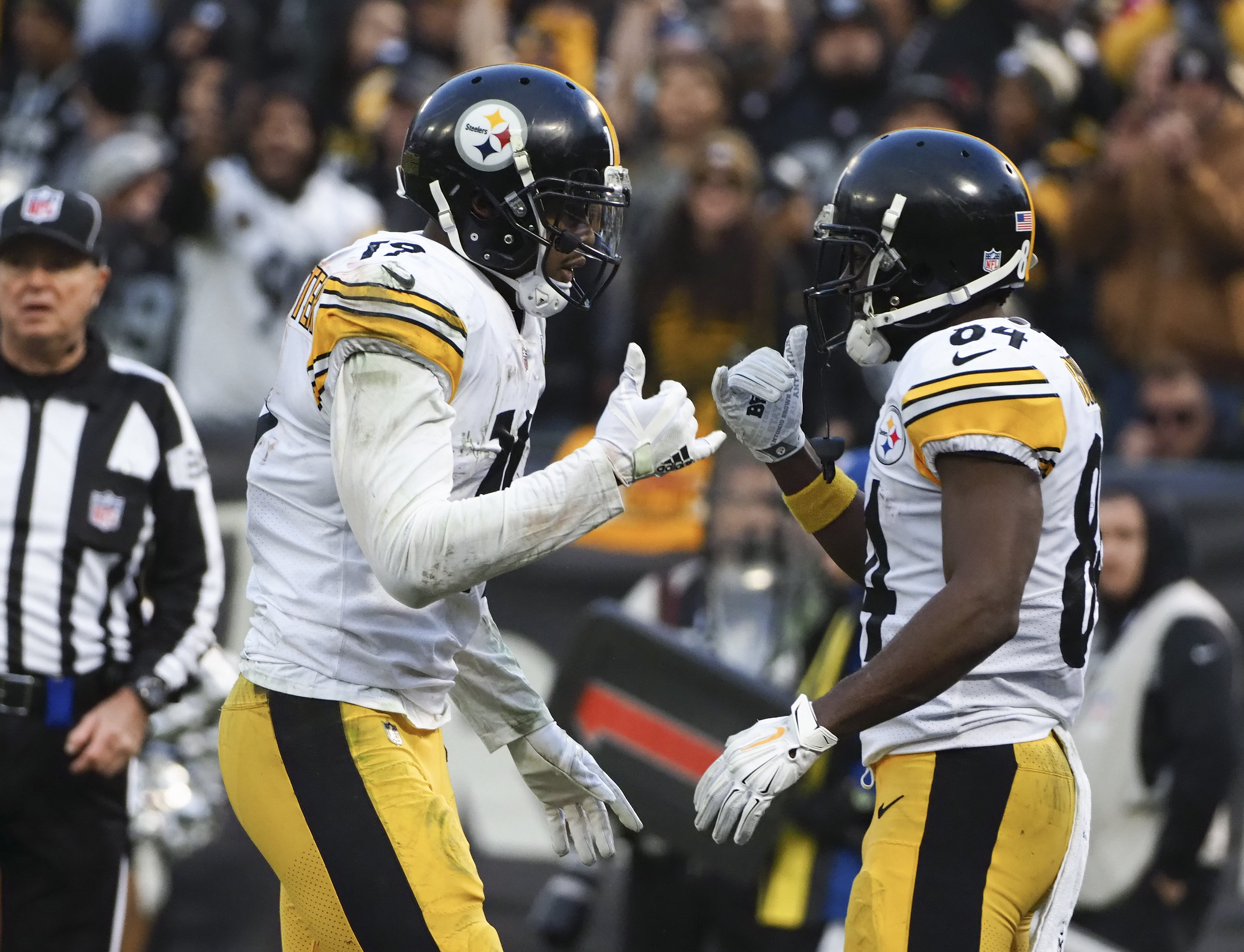 Proposed Steelers, Bills trade would send Antonio Brown to Buffalo
