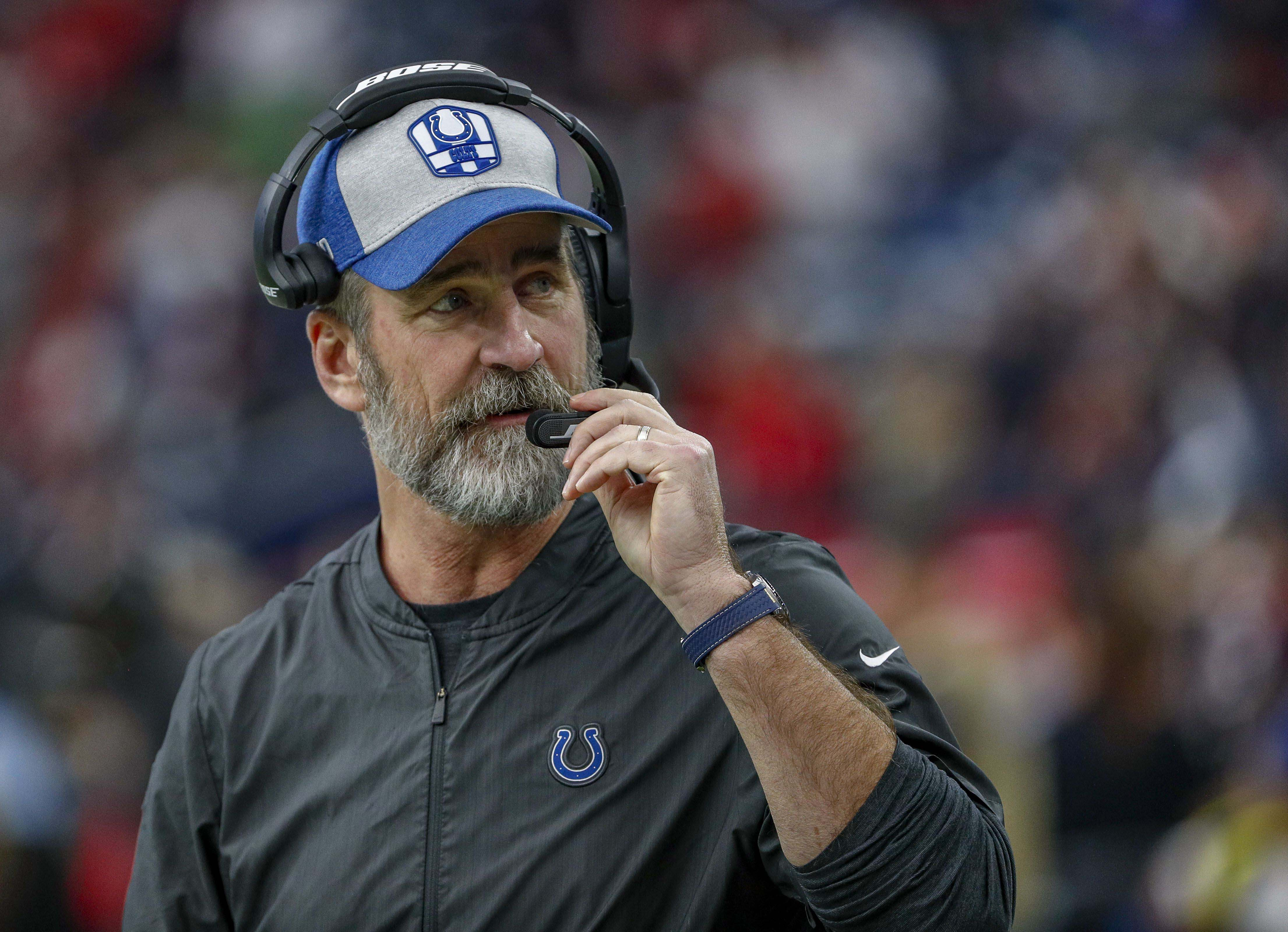 Ravens ready to redeem against Colts, Frank Reich