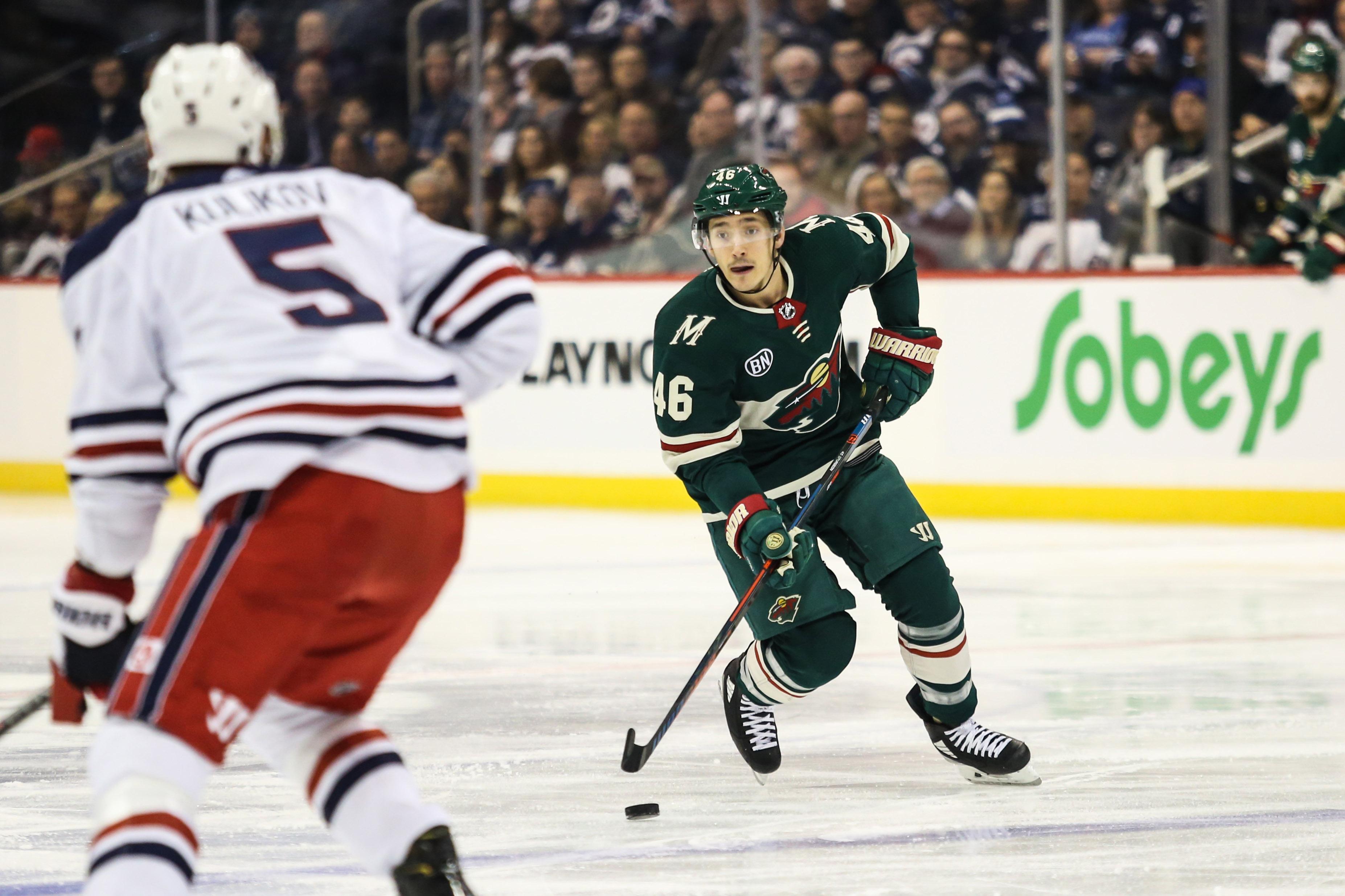 Game Preview: Minnesota Wild vs. Winnipeg Jets 4/2/19 @ 7:00PM CST at Xcel Energy Center