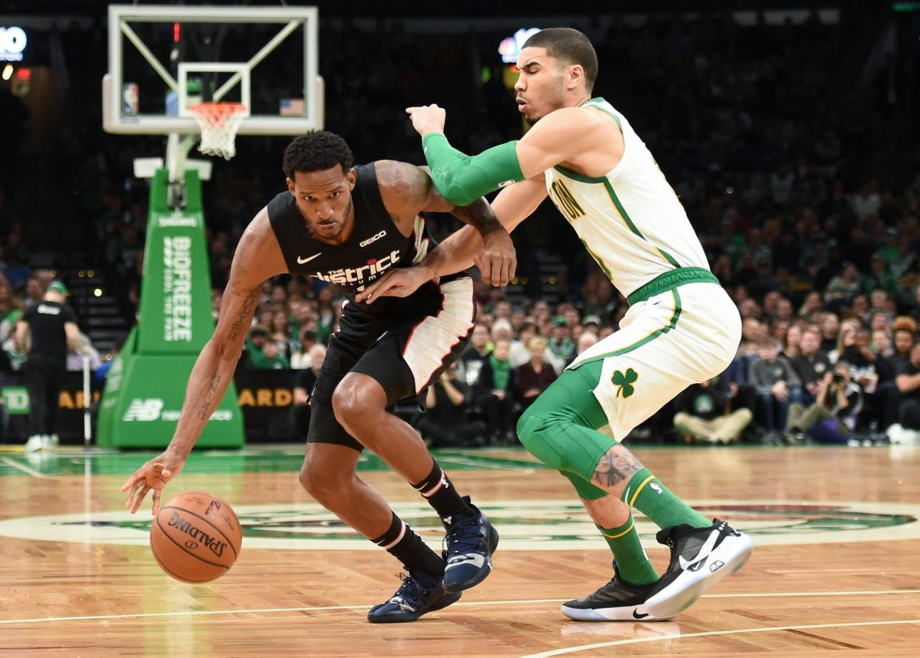 Recap: Celtics snap losing streak with defense-driven win over Wizards