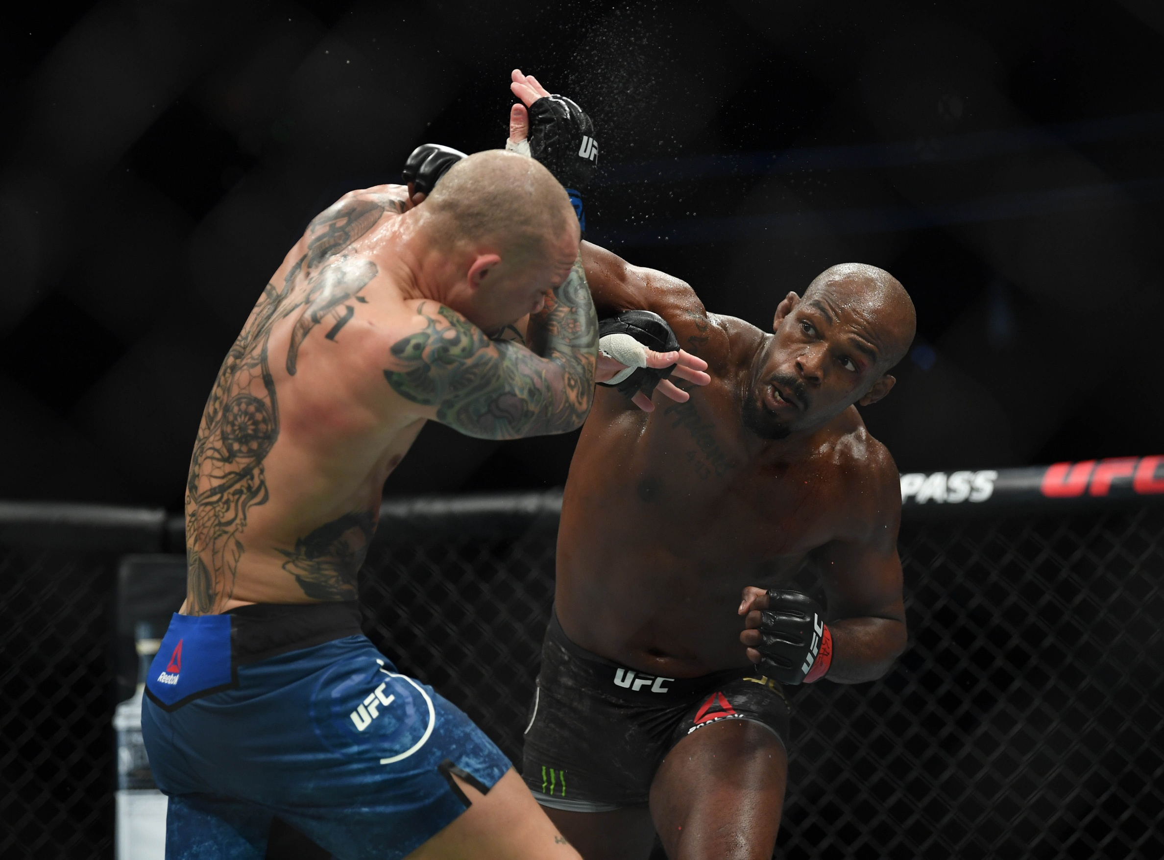 UFC 235 Does Good PPV Sales
