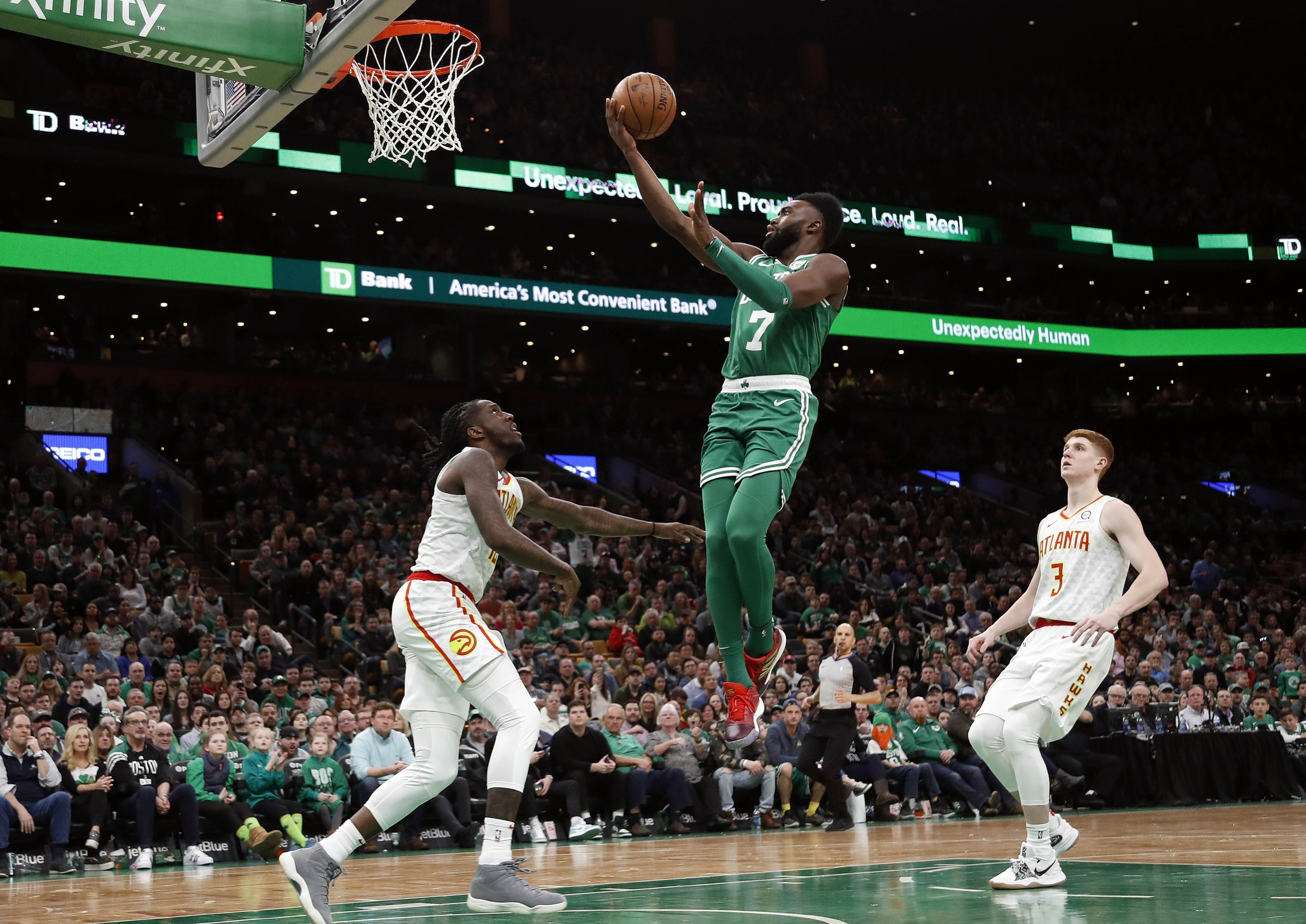 Mini-recap: Celtics beat Hawks after almost beating themselves
