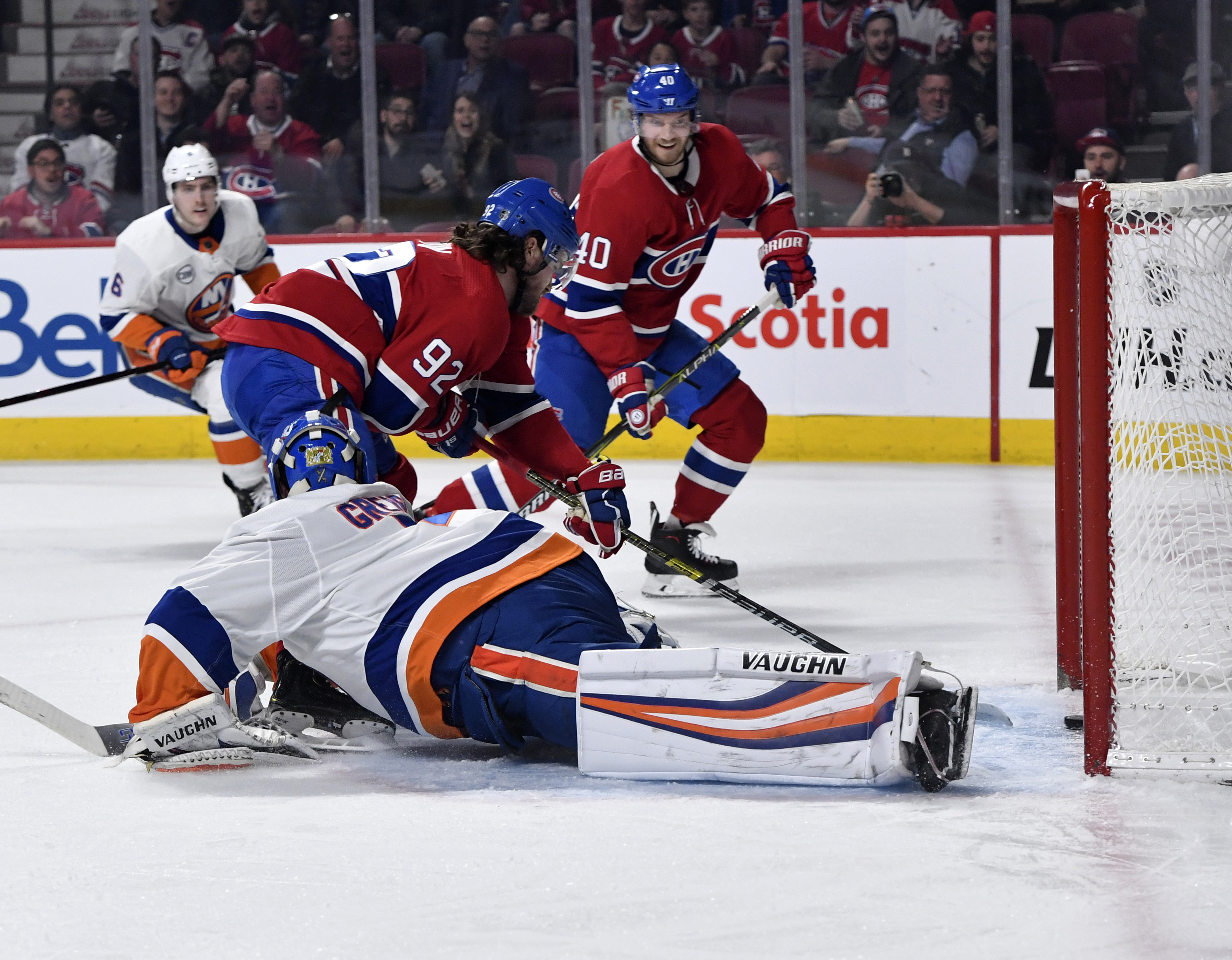 Islanders have another ugly performance in loss to Montreal