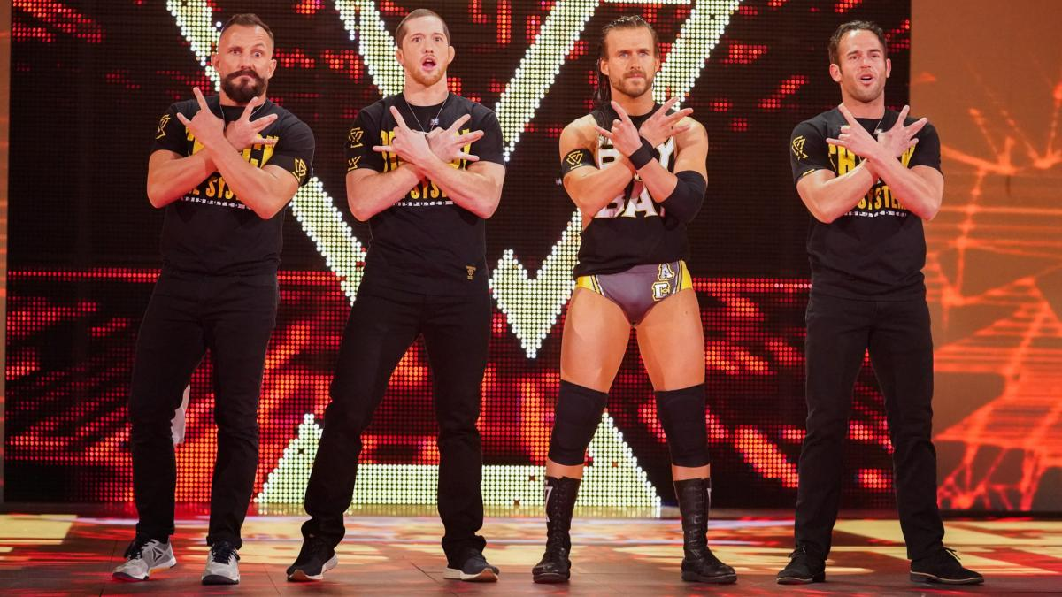 Wwe Teasing Problems Within The Undisputed Era Following Nxt Takeover New York The Sports Daily 4,410 likes · 11 talking about this. wwe teasing problems within the