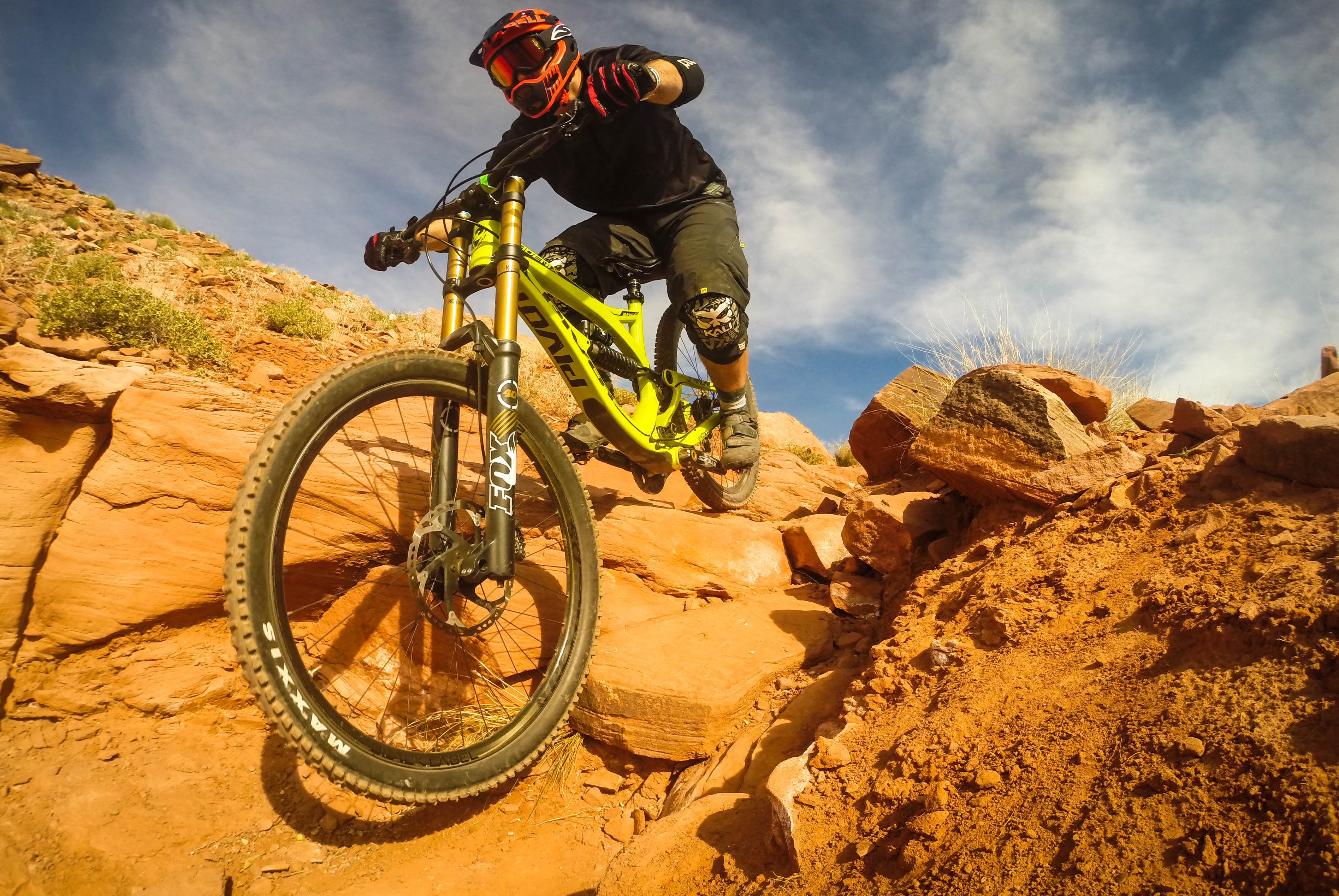 Explore Mountain Bike Trails of Moab with Rental Bikes