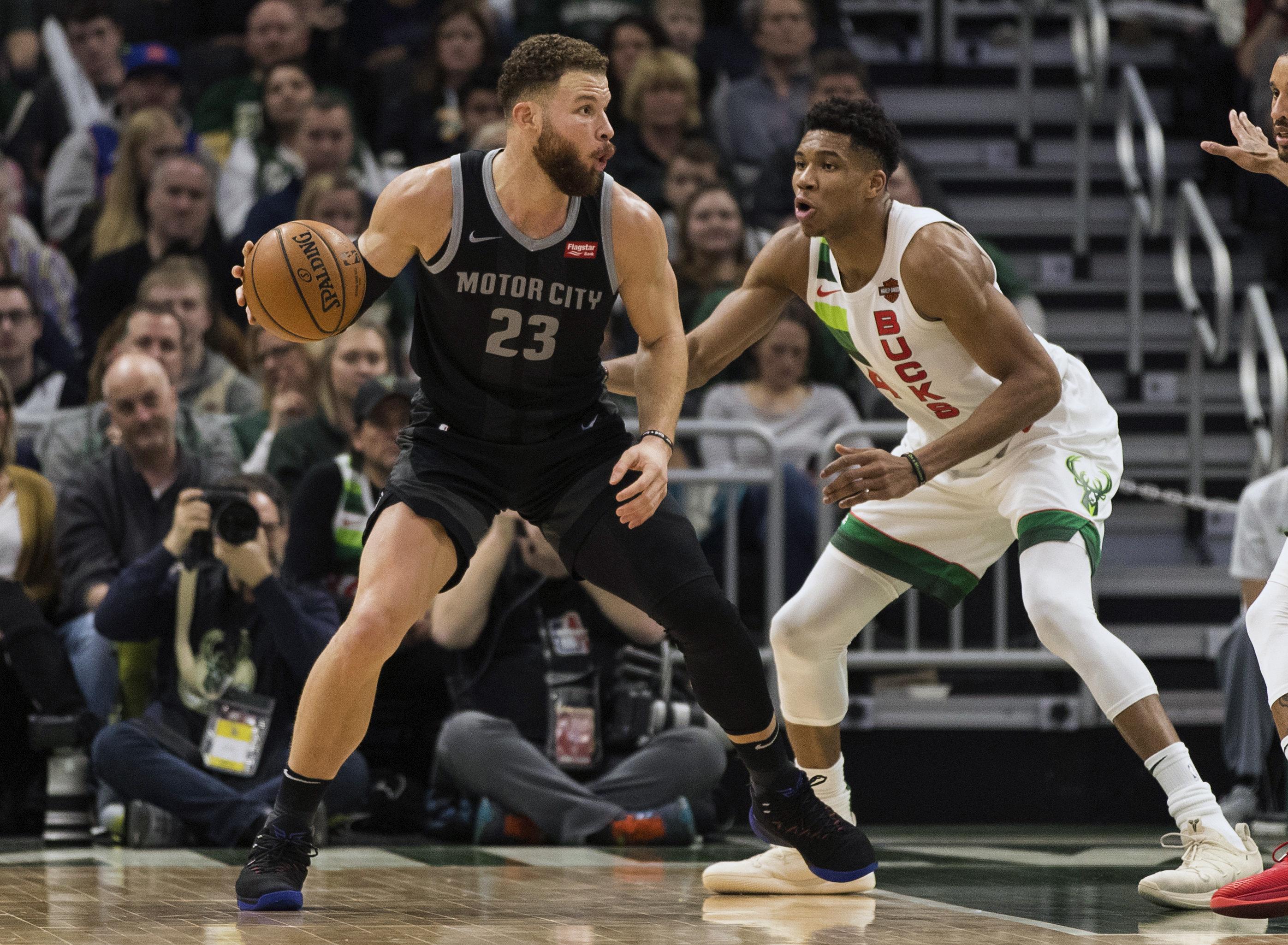 Playoff Preview: Detroit Pistons vs. Milwaukee Bucks