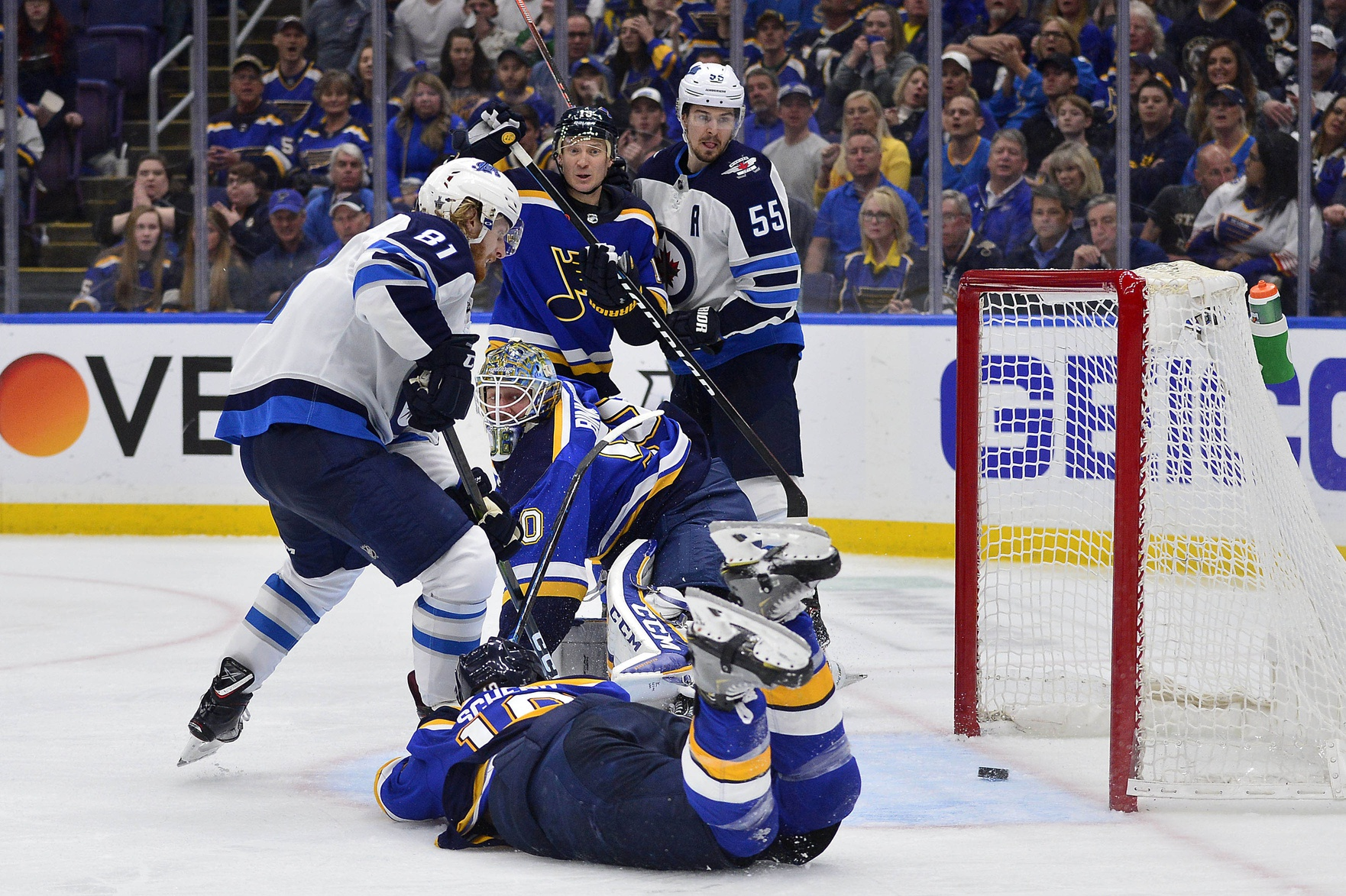 The Blues need to unlearn all of the bad habits they developed against the Jets