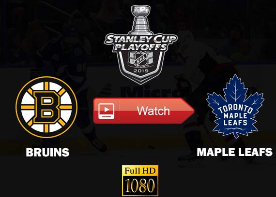 Bruins vs Maple Leafs