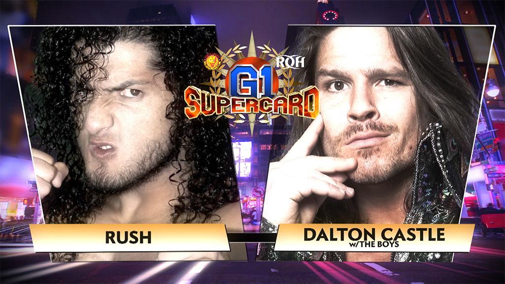 Dalton Castle Talks The 'G1 Supercard,' Making History At Madison Square Garden