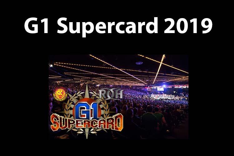 G1 Supercard live