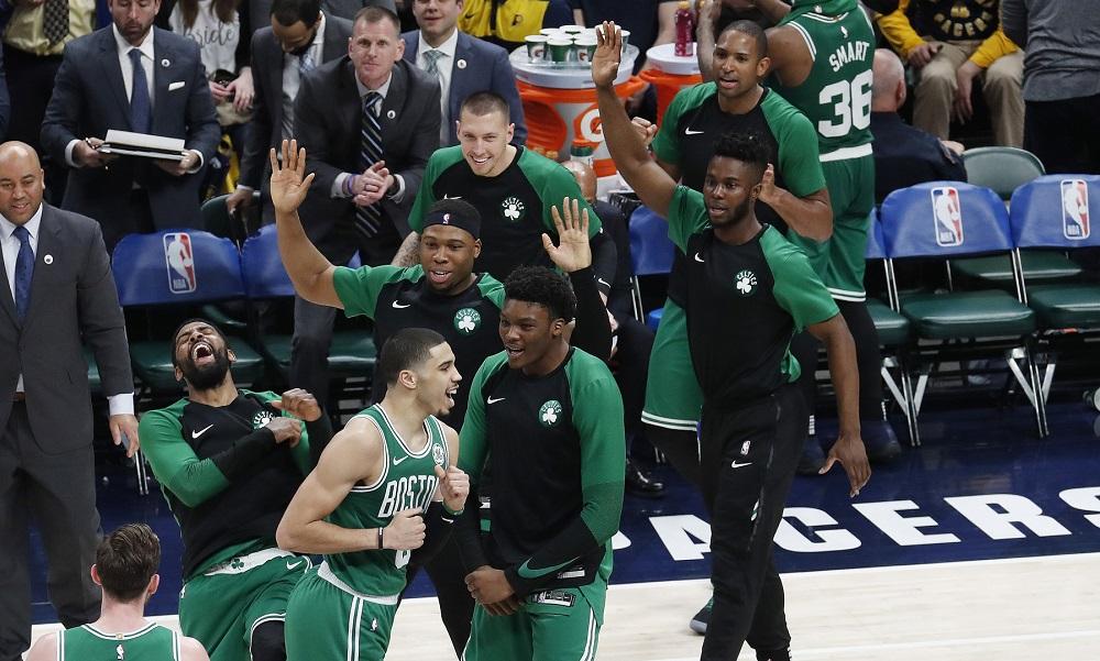 Your Morning Dump… Where Celtics fans are finally having fun