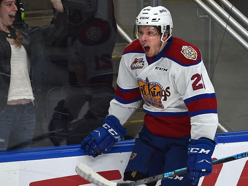 A Good Neighbour Gives The Oil Kings A Win In Overtime