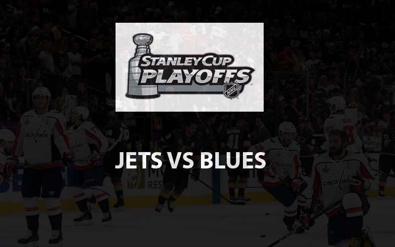 Jets vs Blues live