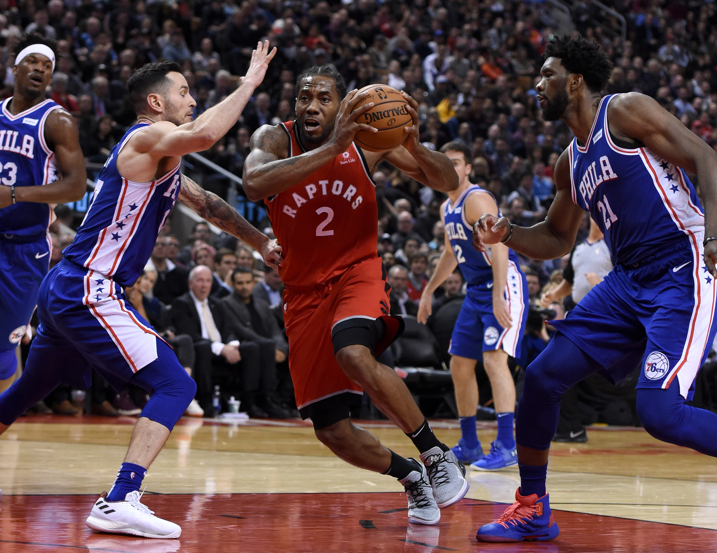 Raptors-Sixers Keys to Winning the Series