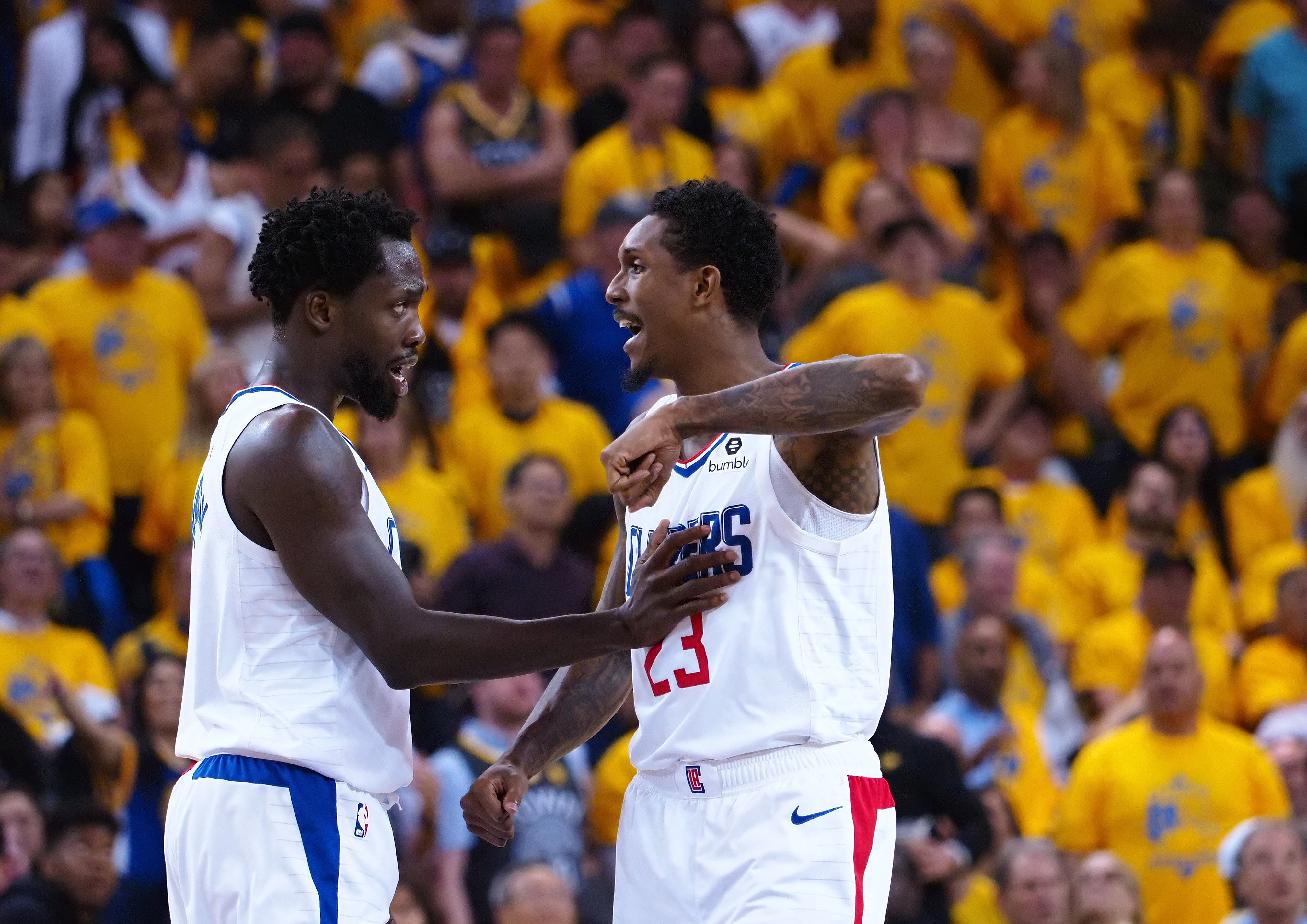 Los Angeles Clippers key to success