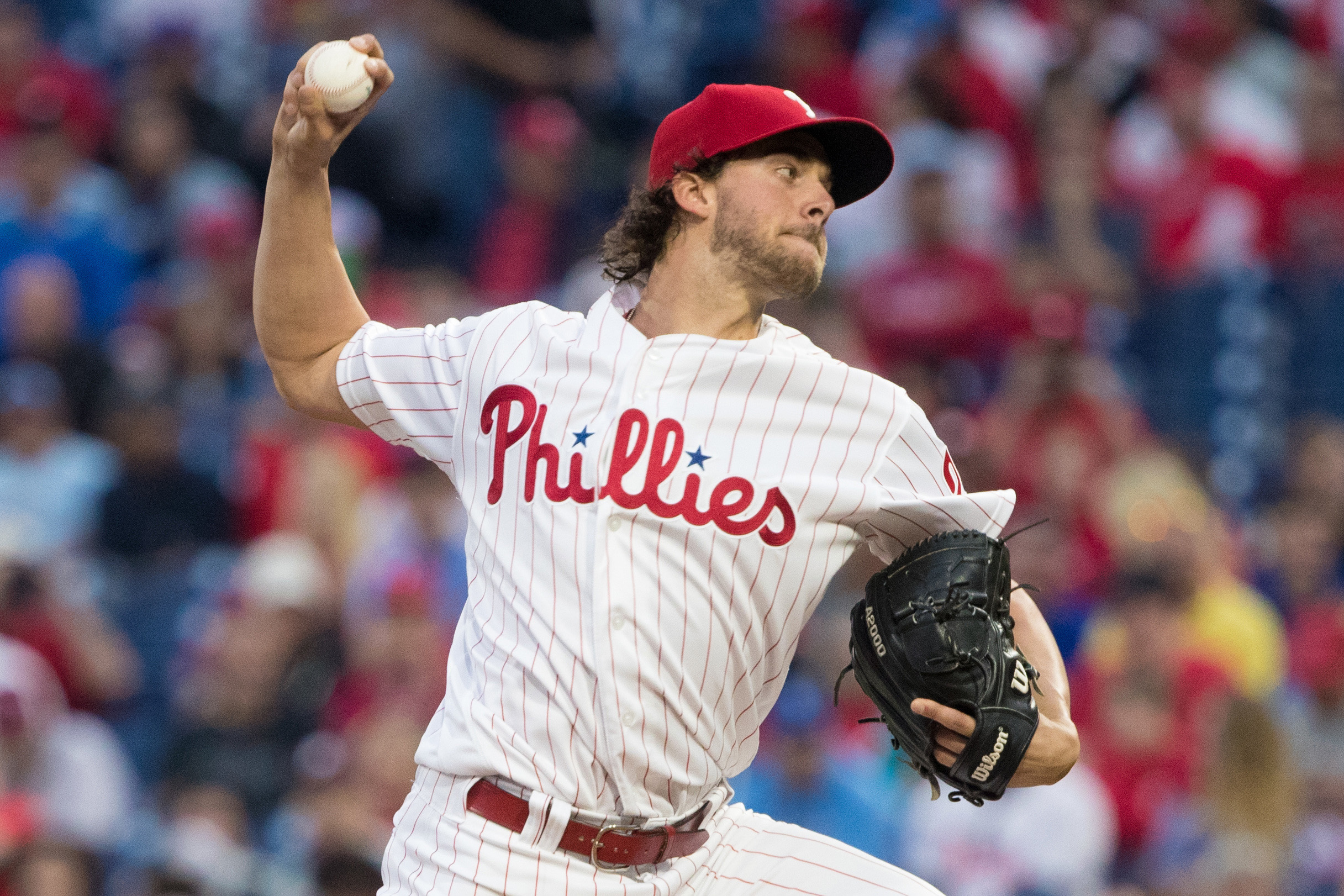 Early Pitch Mix Changes for the Phillies