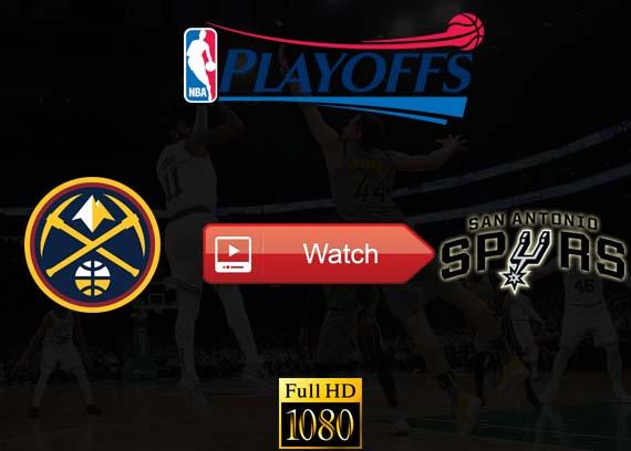 Nuggests vs Spurs