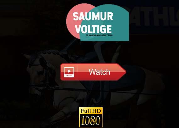 Saumur Voltige live stream