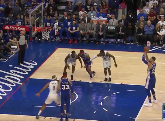 76ers fans boo team in Game 1 of playoff series vs Nets (Video)